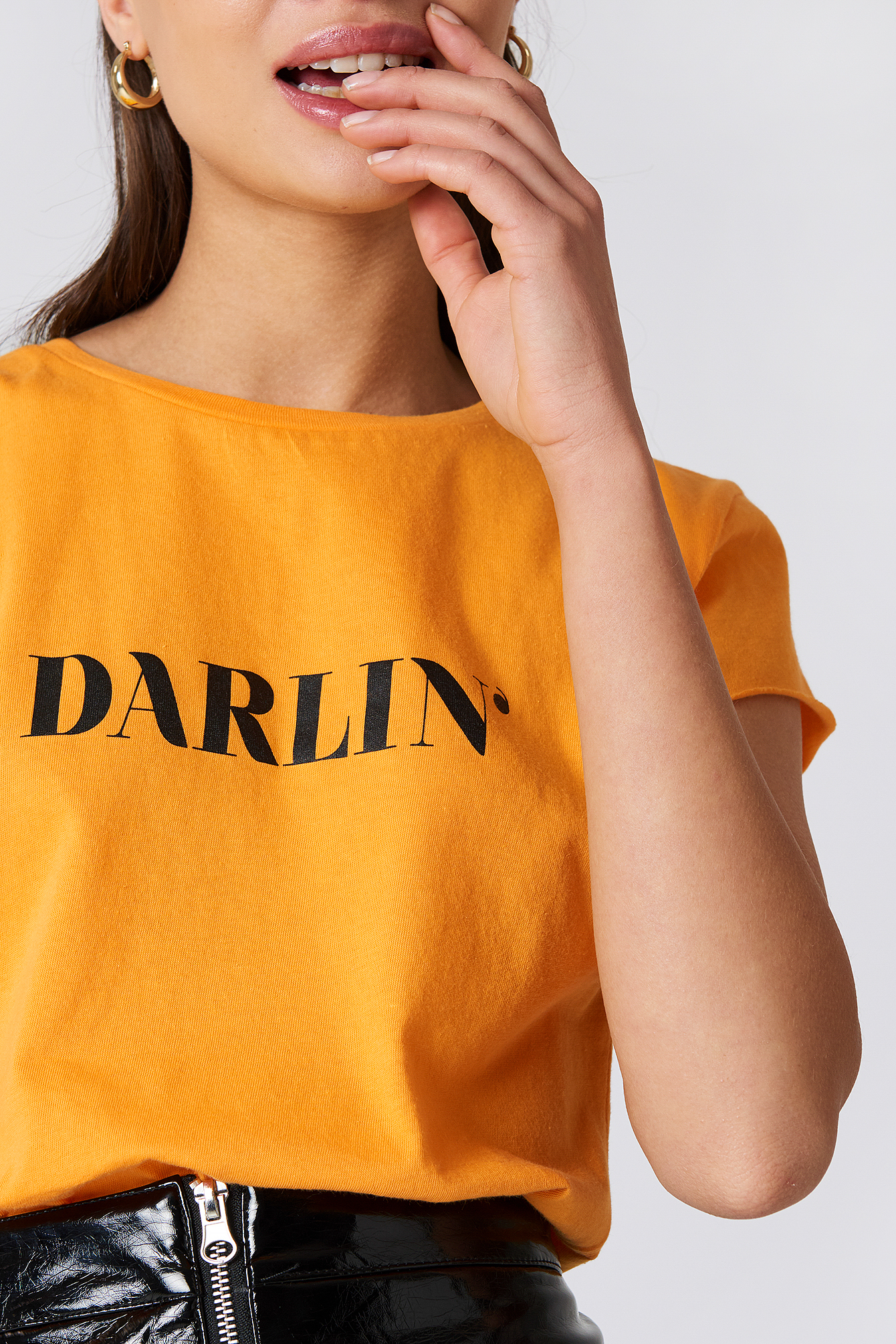 Orange Darlin' Tee