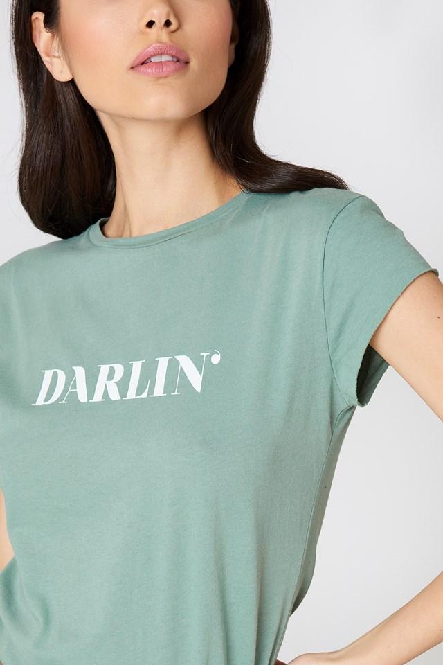 Darlin' Tee Duck Green