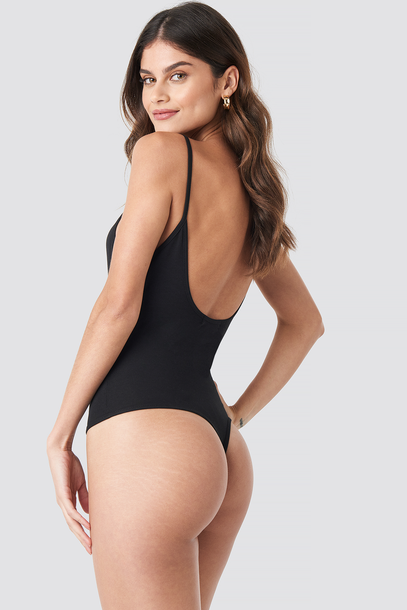 Deep back Singlet Body NA-KD.COM
