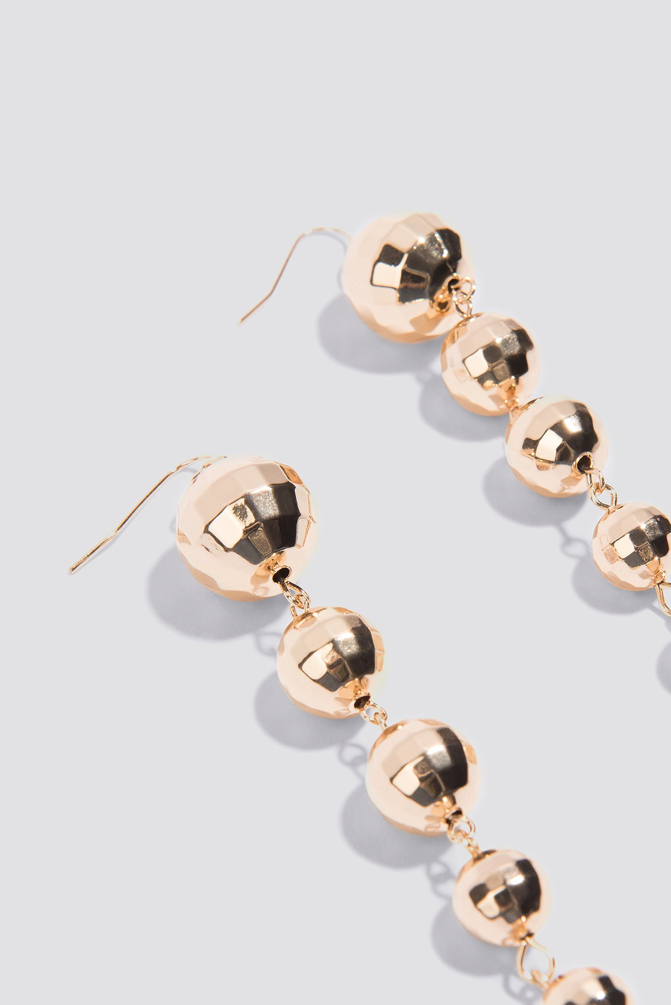 Disco Ball Drop Earrings NA-KD.COM