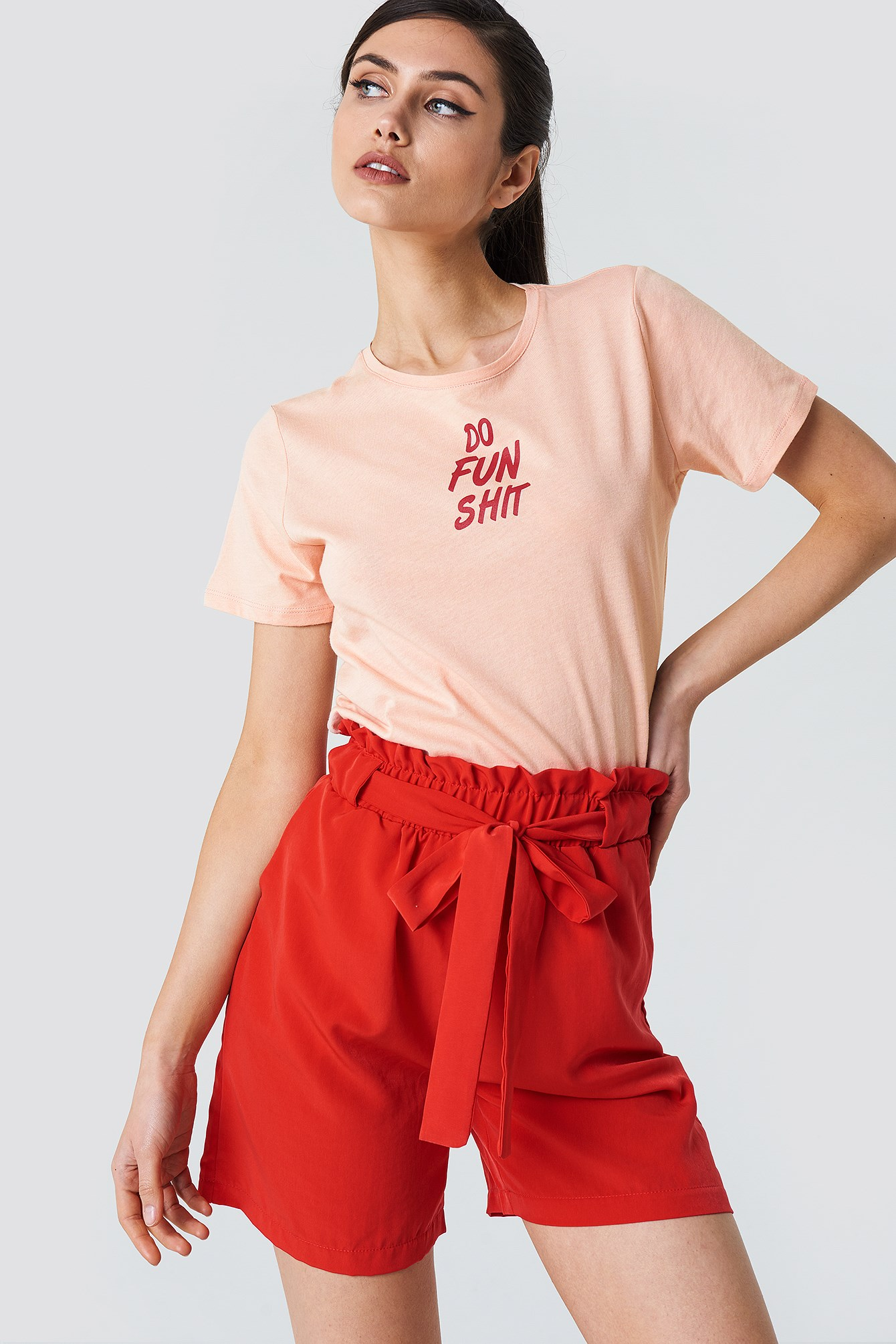 Do Fun Shit Tee NA-KD.COM