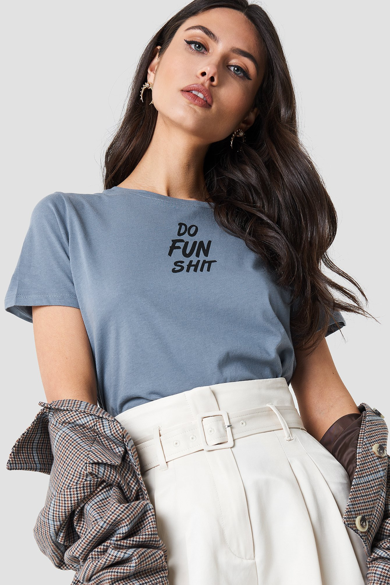 Do fun shit tee