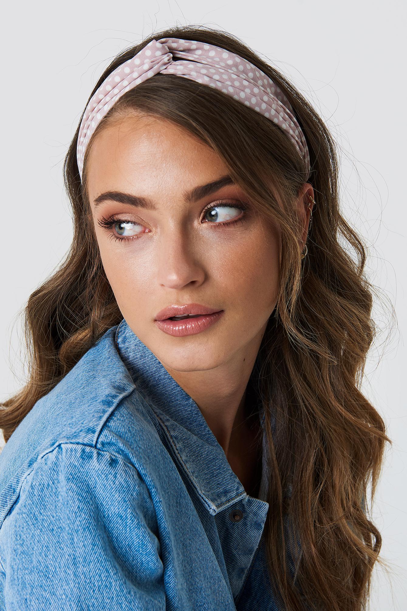 Dotted Hairband NA-KD.COM