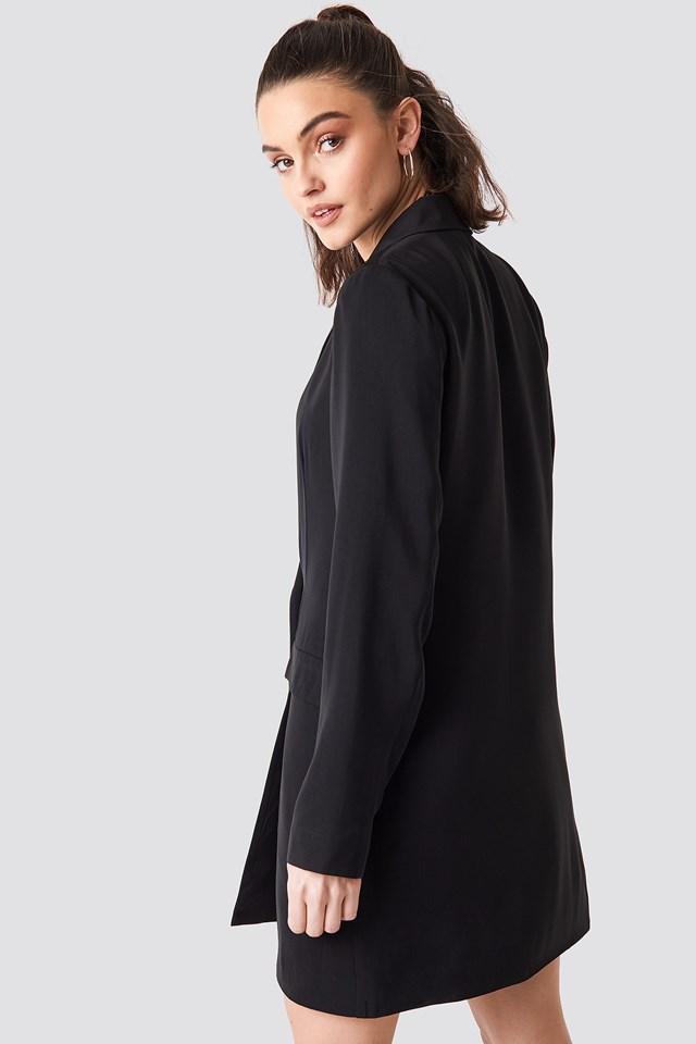 Double Breasted Blazer Dress NA-KD.COM