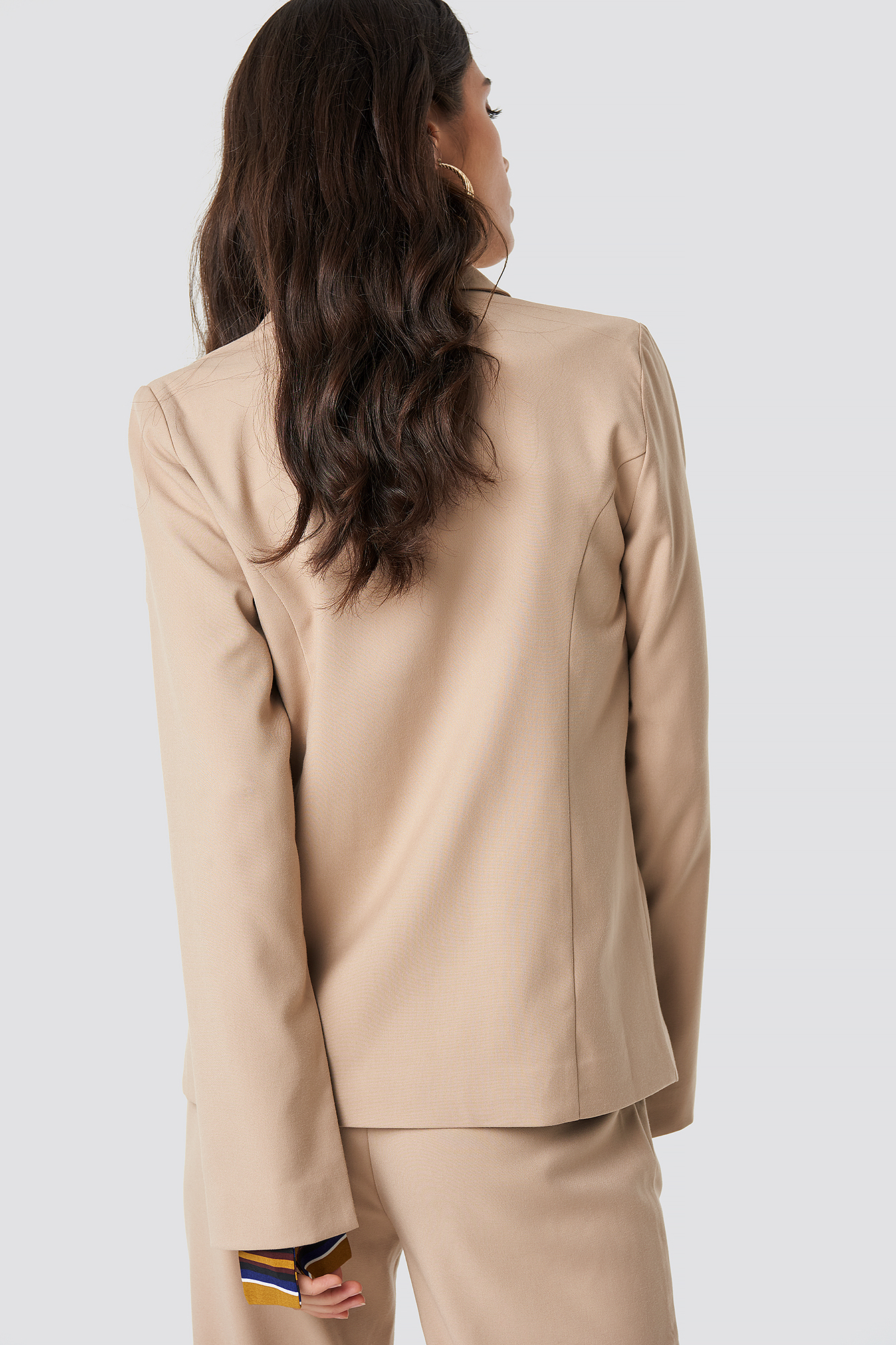 Double Breasted Slit Blazer NA-KD.COM