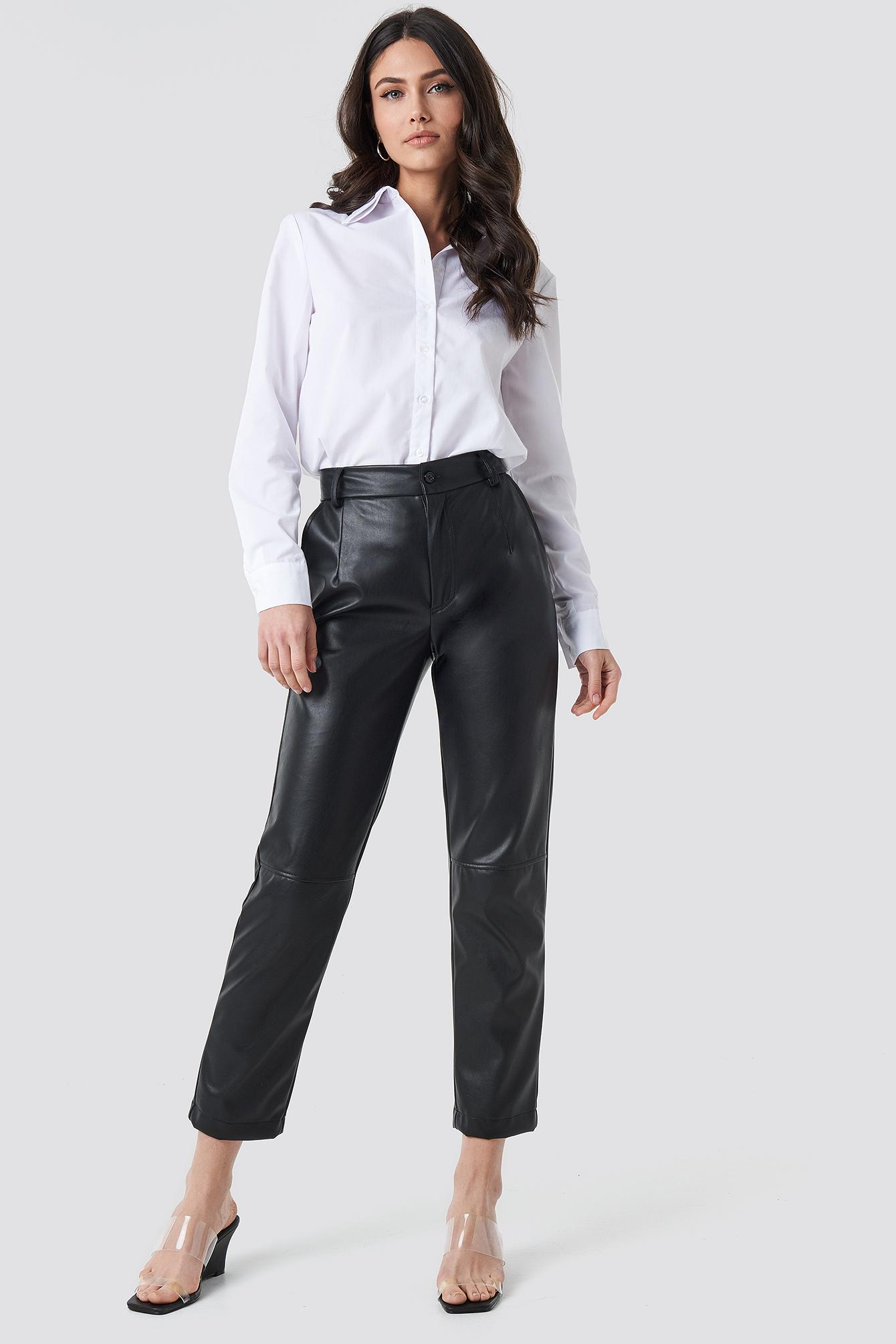 Double Collared Shirt NA-KD.COM