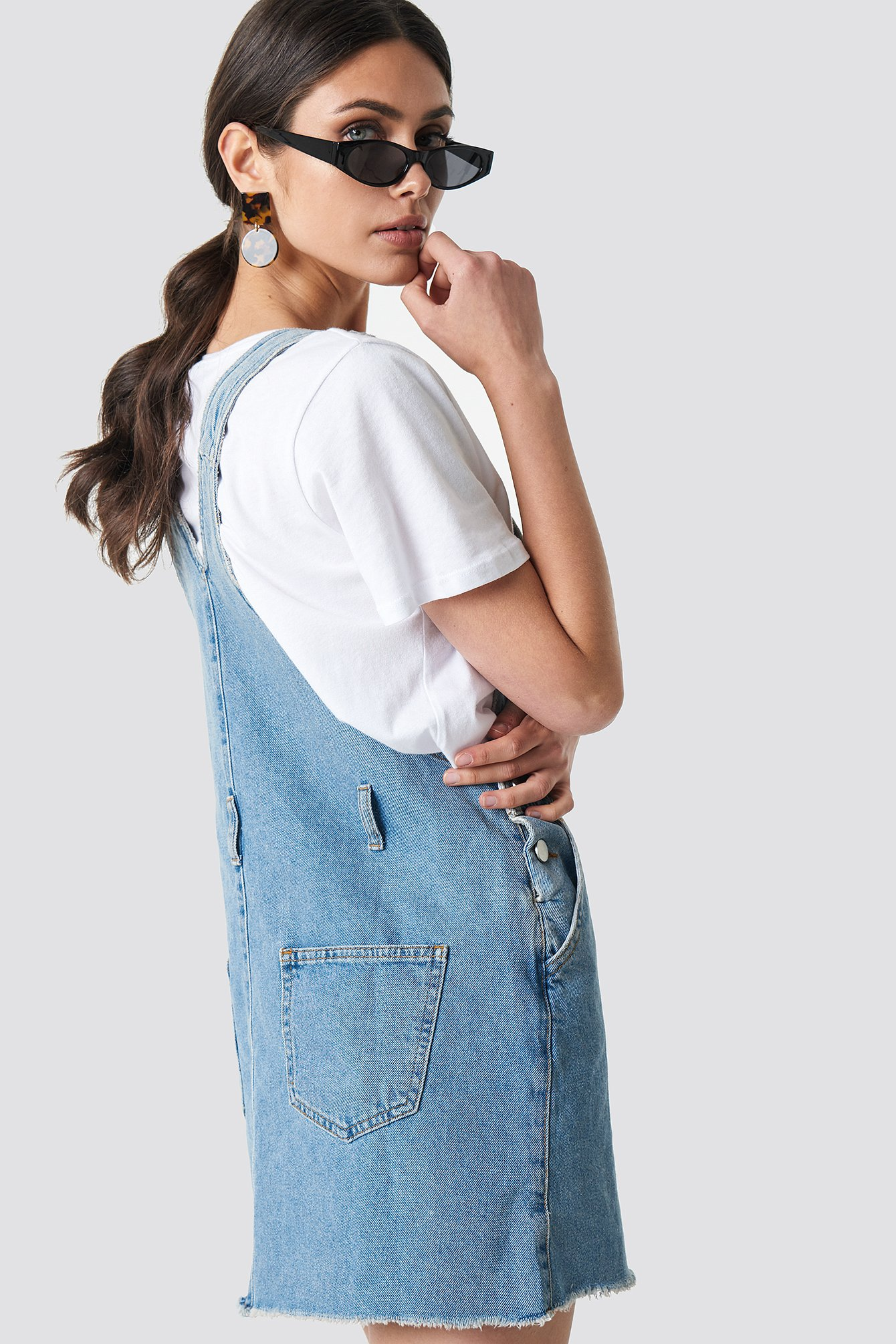 Dungaree Dress NA-KD.COM