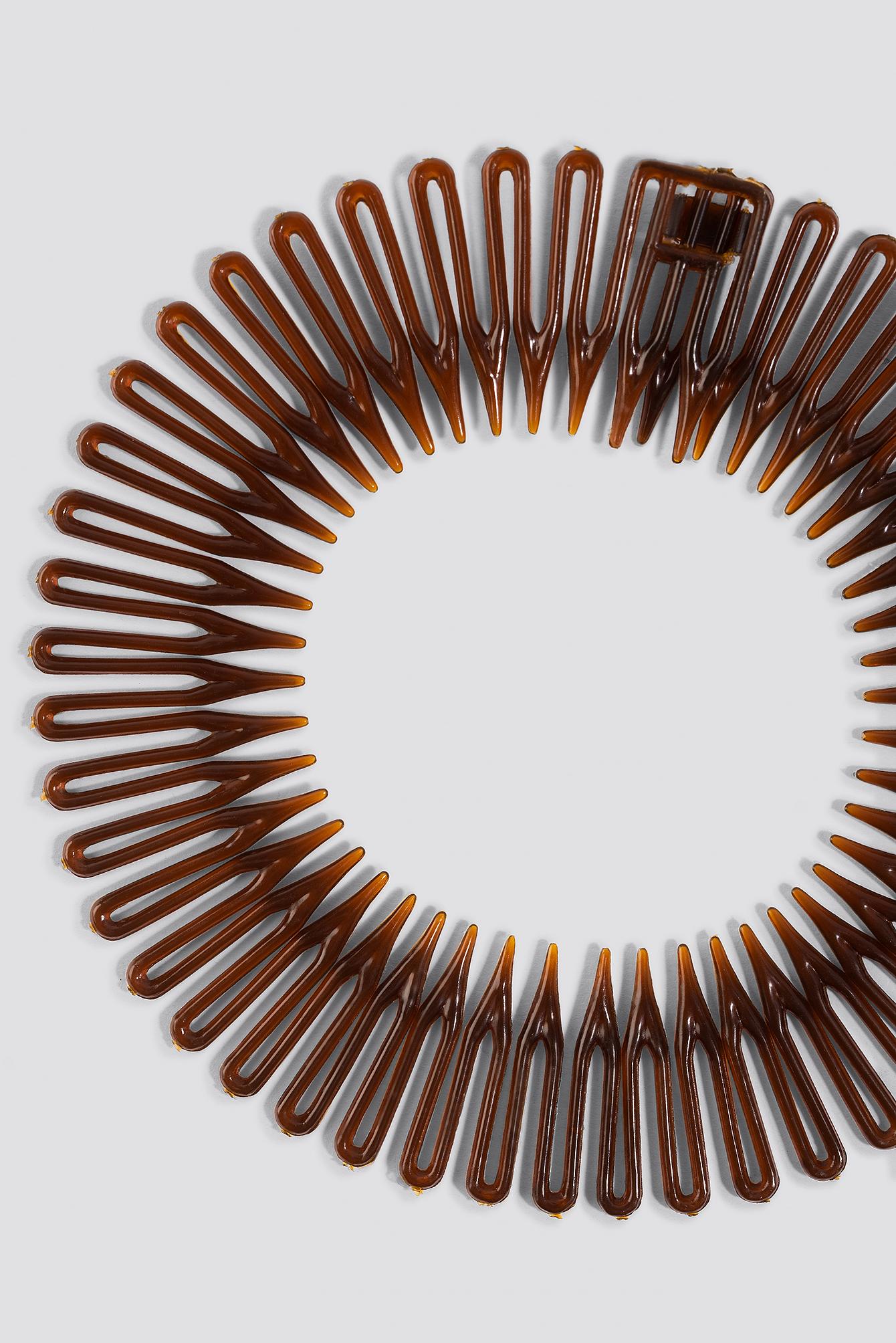 Elastic Plastic Hairband NA-KD.COM
