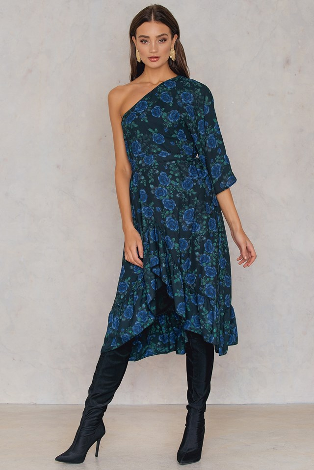 Ellen Dress Print