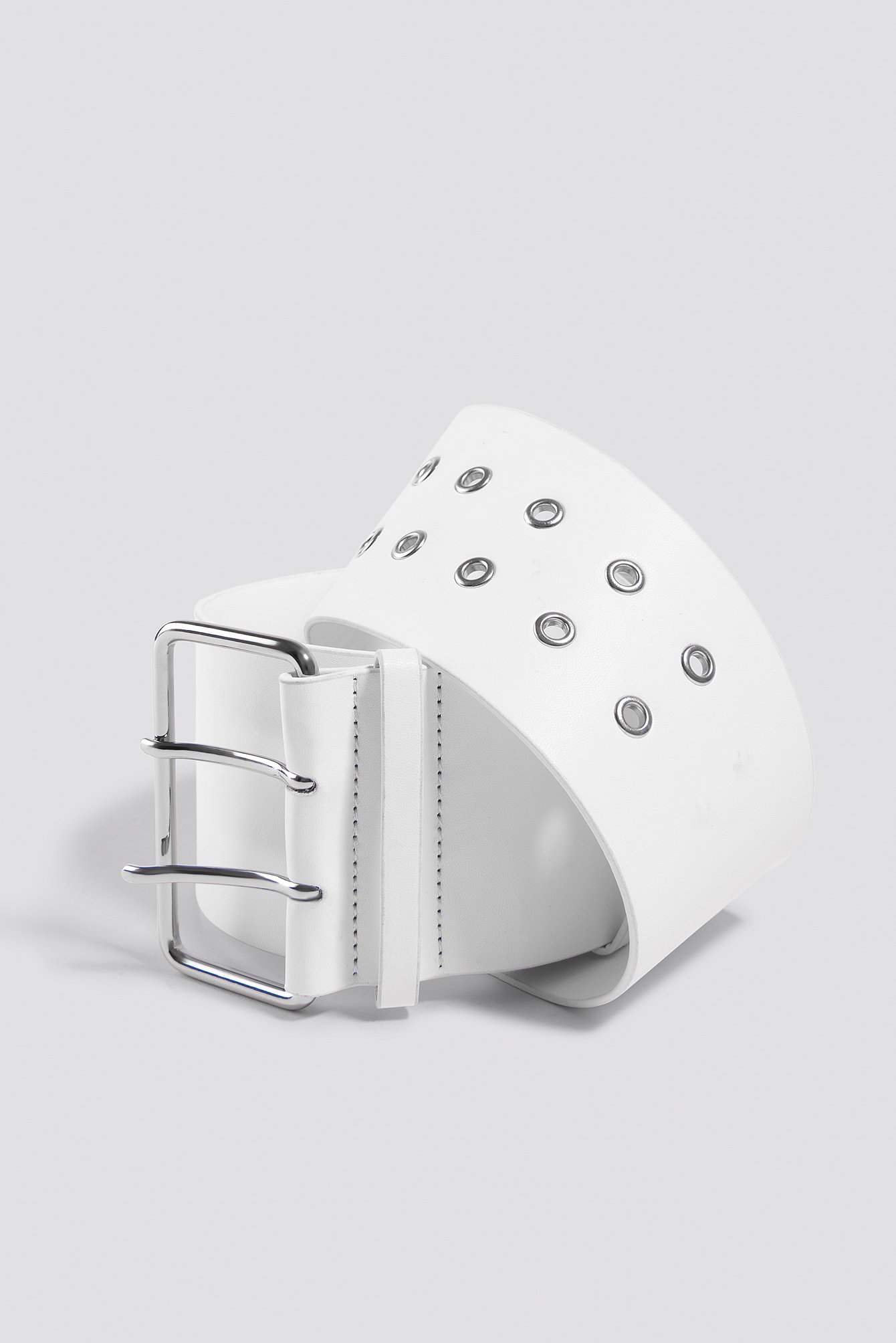 Eyelet Wide Buckle Belt NA-KD.COM