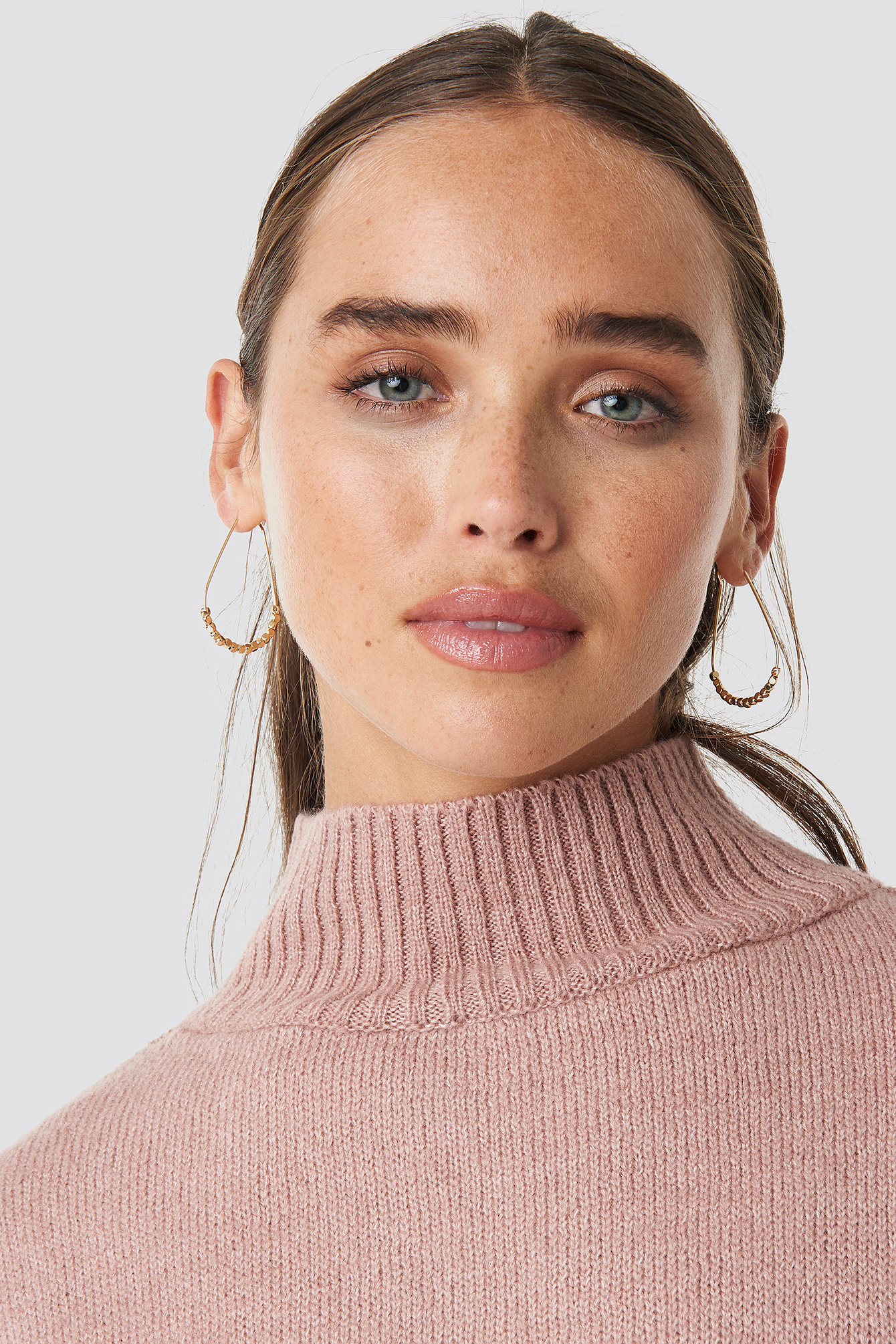 Fine Detailed Drop Earrings NA-KD.COM