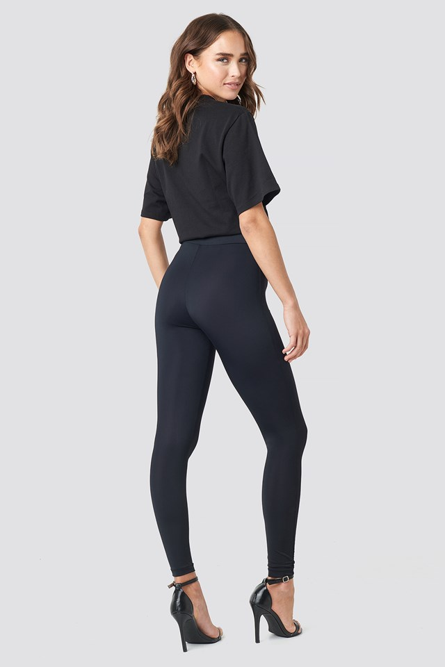 Fitted Leggings Black