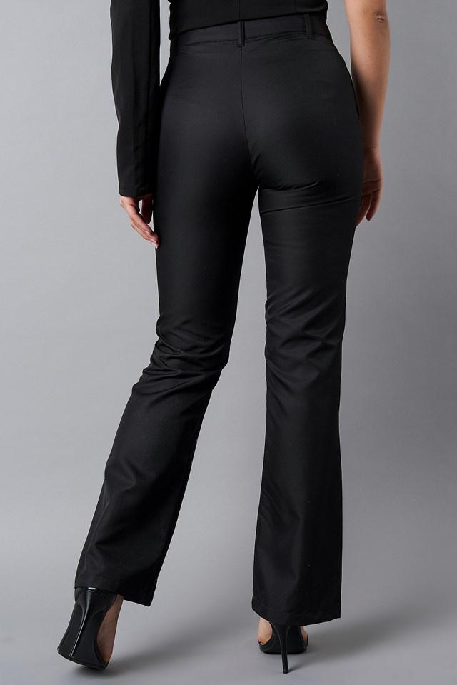 Flared Embellished Suit Pants NA-KD.COM