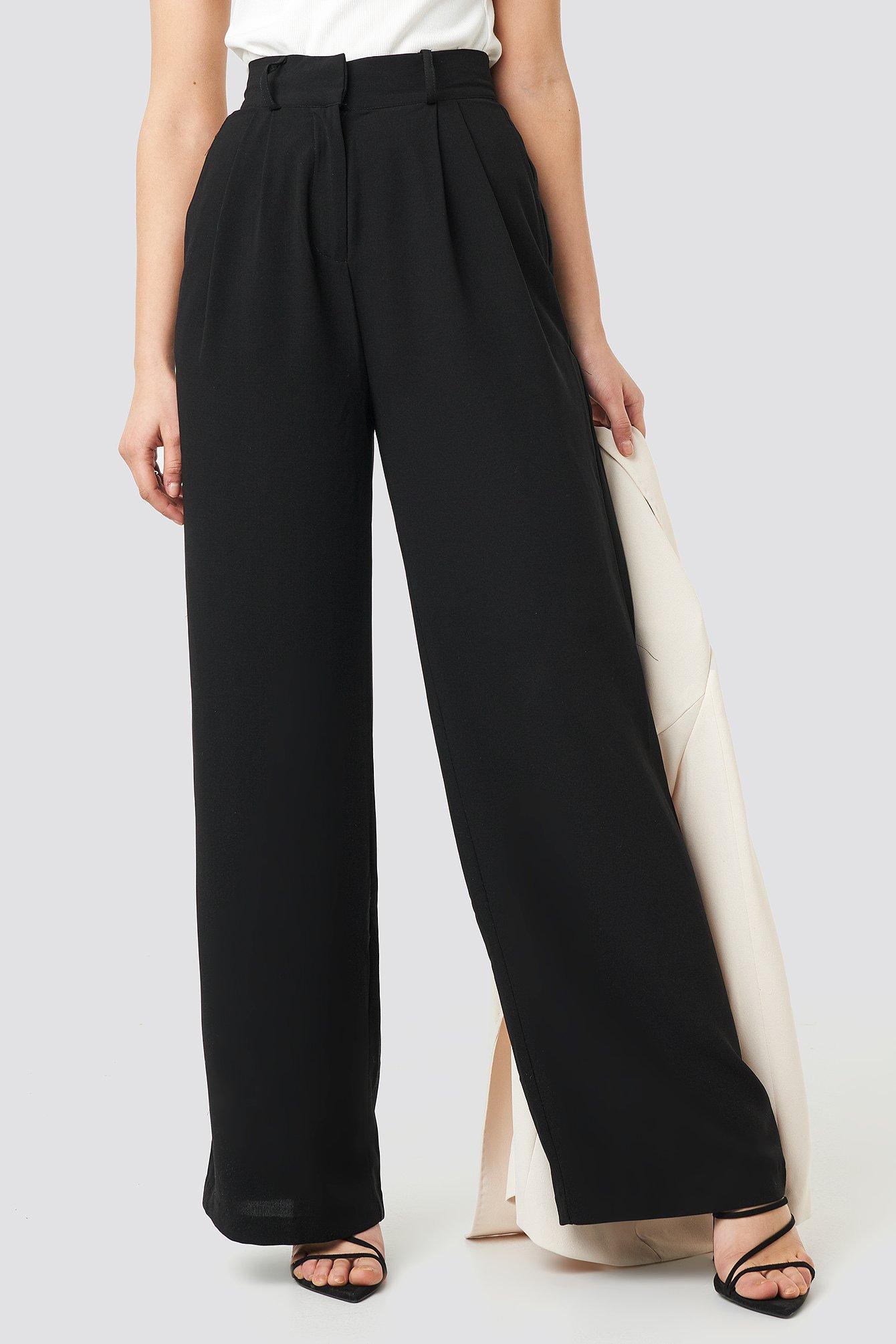 Flared Pants NA-KD.COM