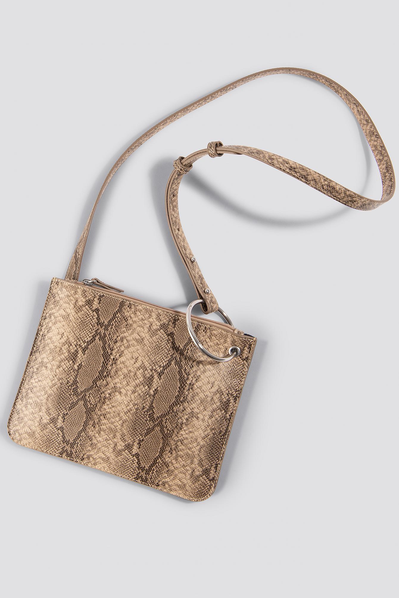 Flat Shoulder Bag NA-KD.COM