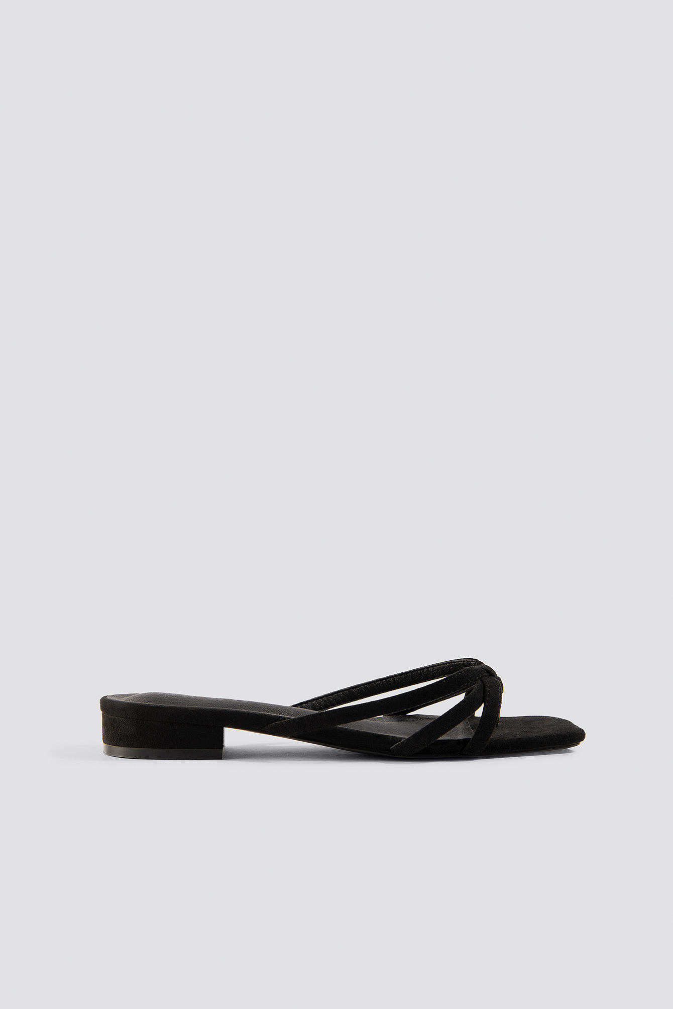 Flat Strappy Sandals NA-KD.COM