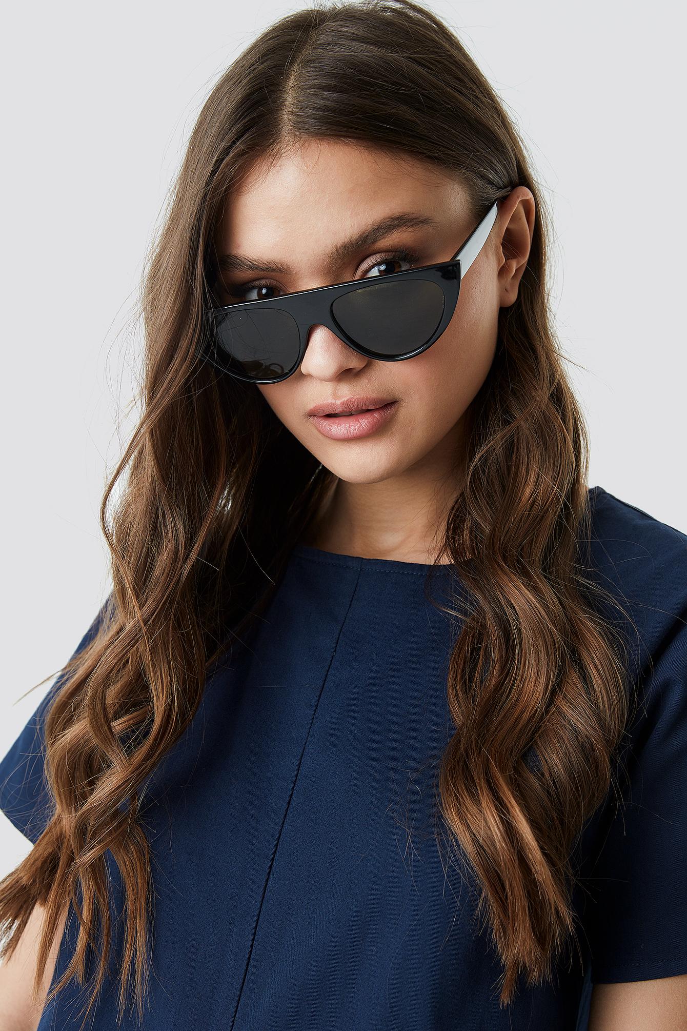 Flat Top Sunglasses NA-KD.COM