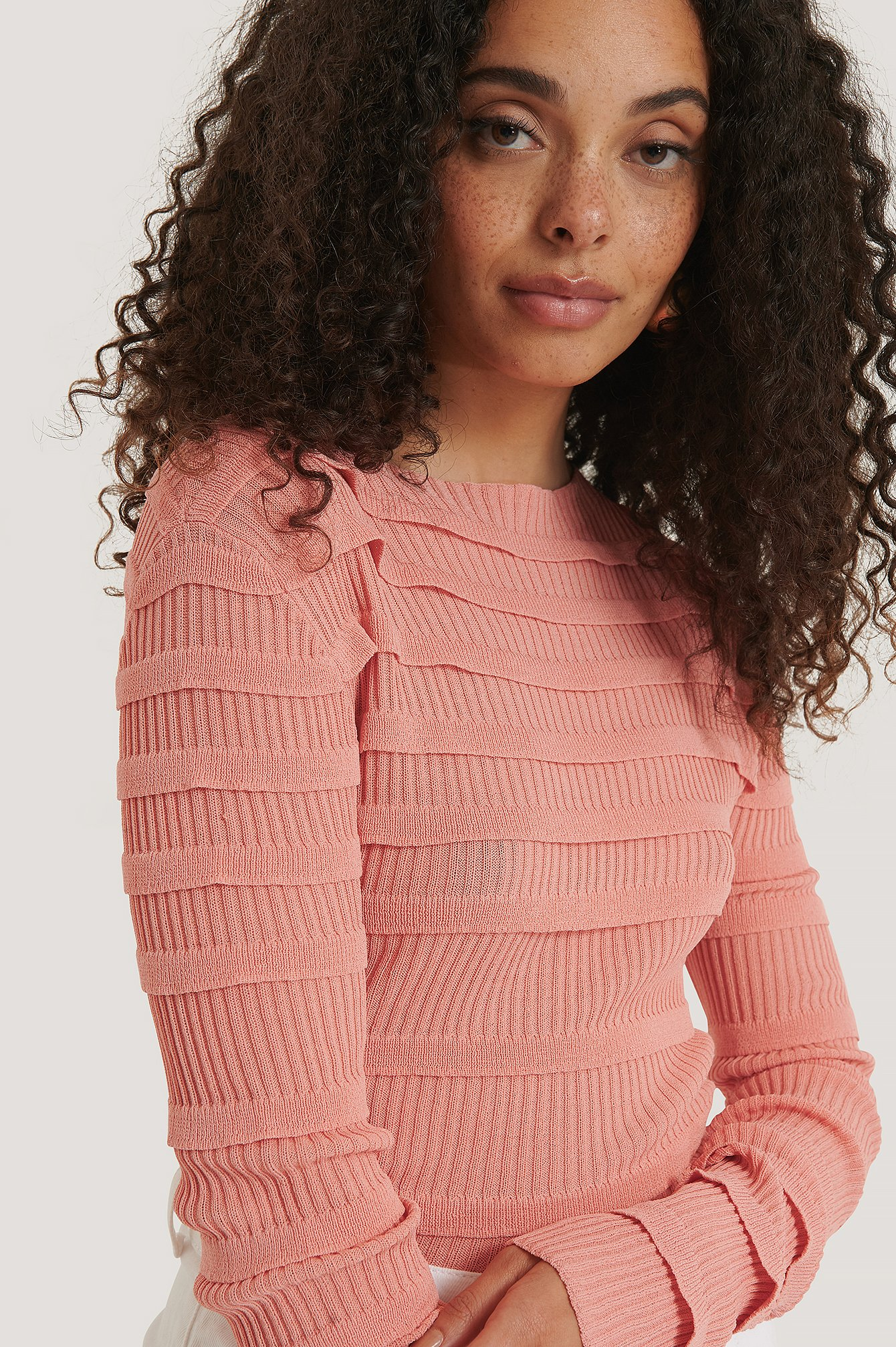 na-kd trend -  Pullover - Pink