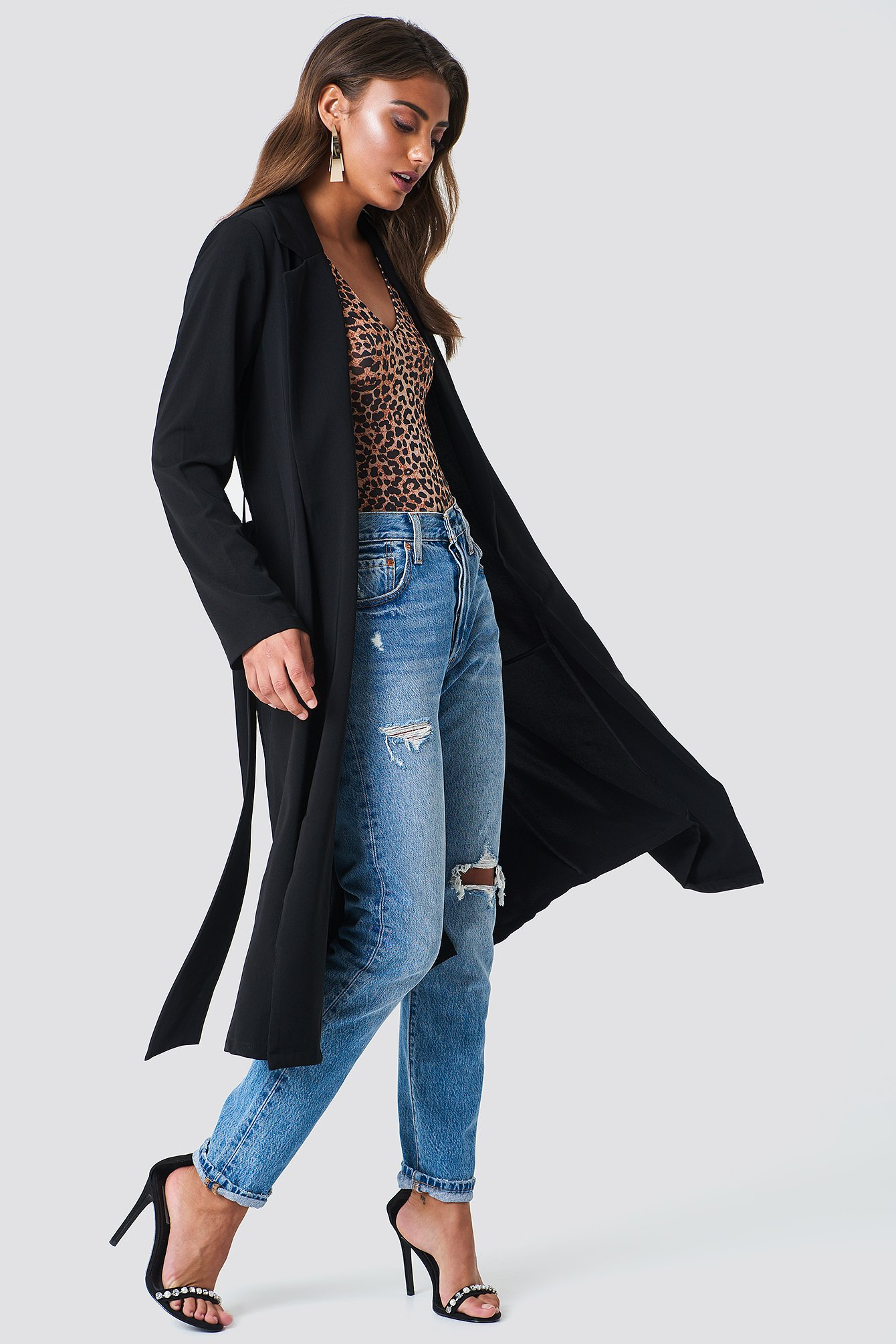na-kd -  Fluid Trench - Black
