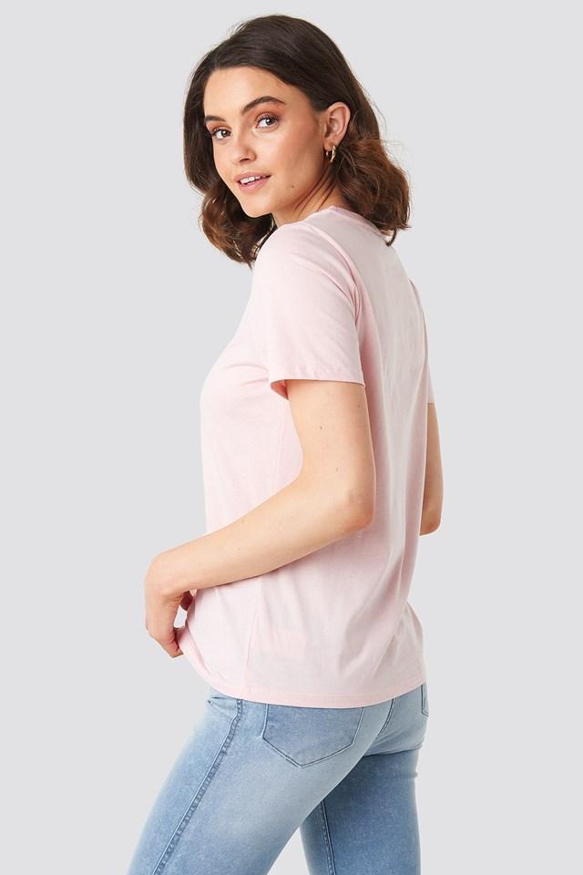 Fresh Start T-shirt Pink