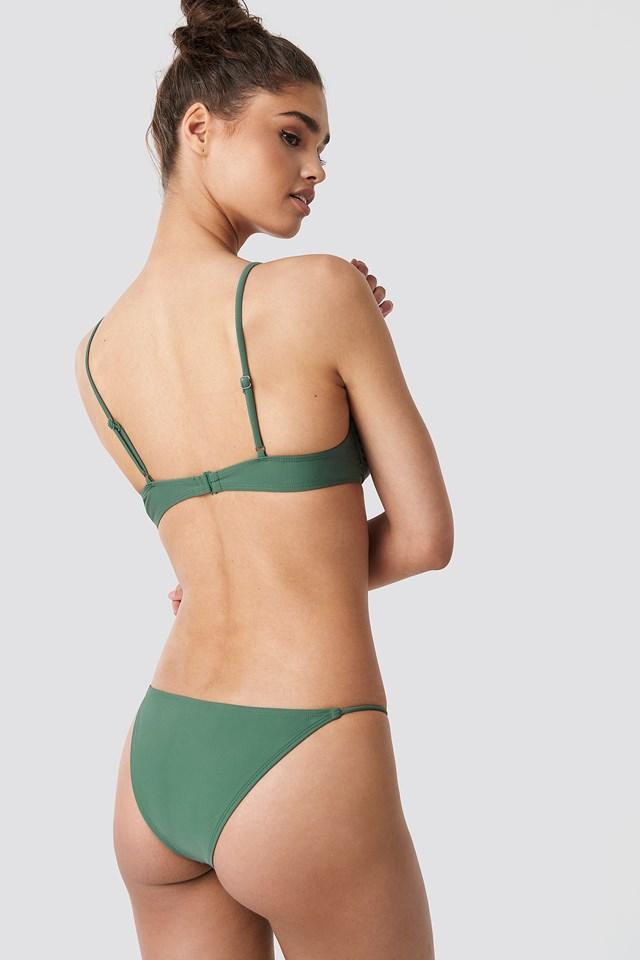 Front Bar Bikini Bra NA-KD.COM