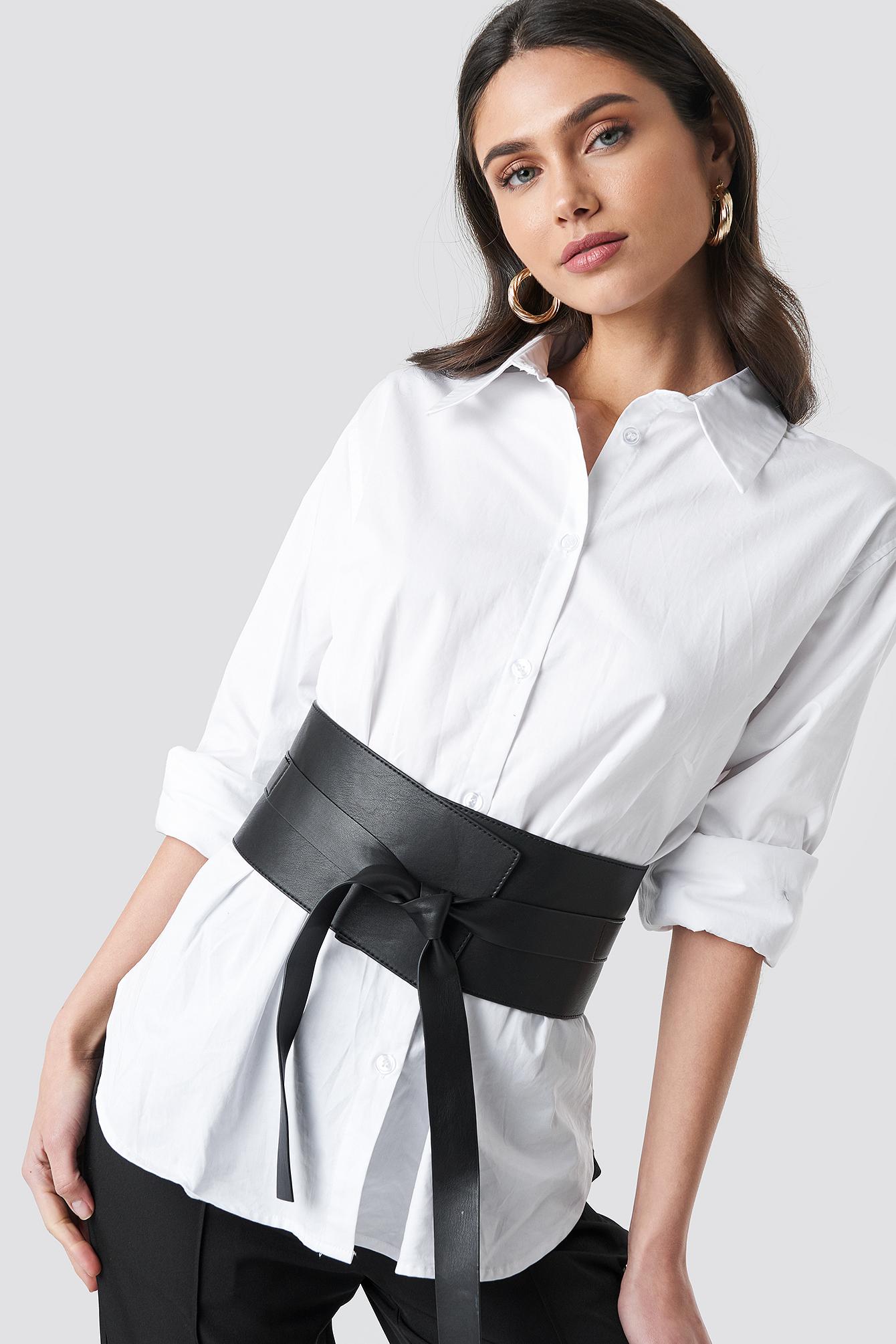 Front Knot Waist Belt NA-KD.COM