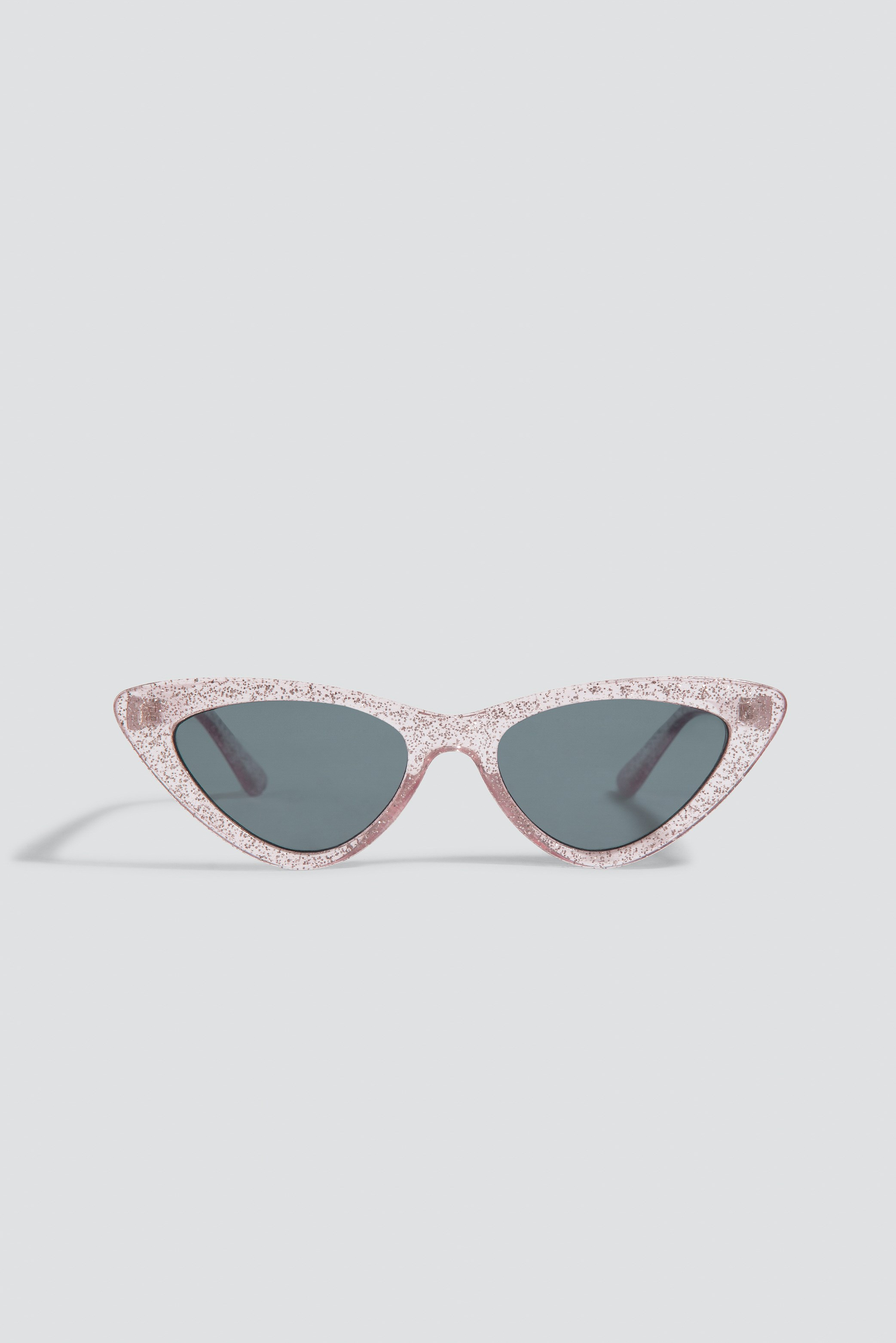 Glittery Cat Eye Sunglasses NA-KD.COM