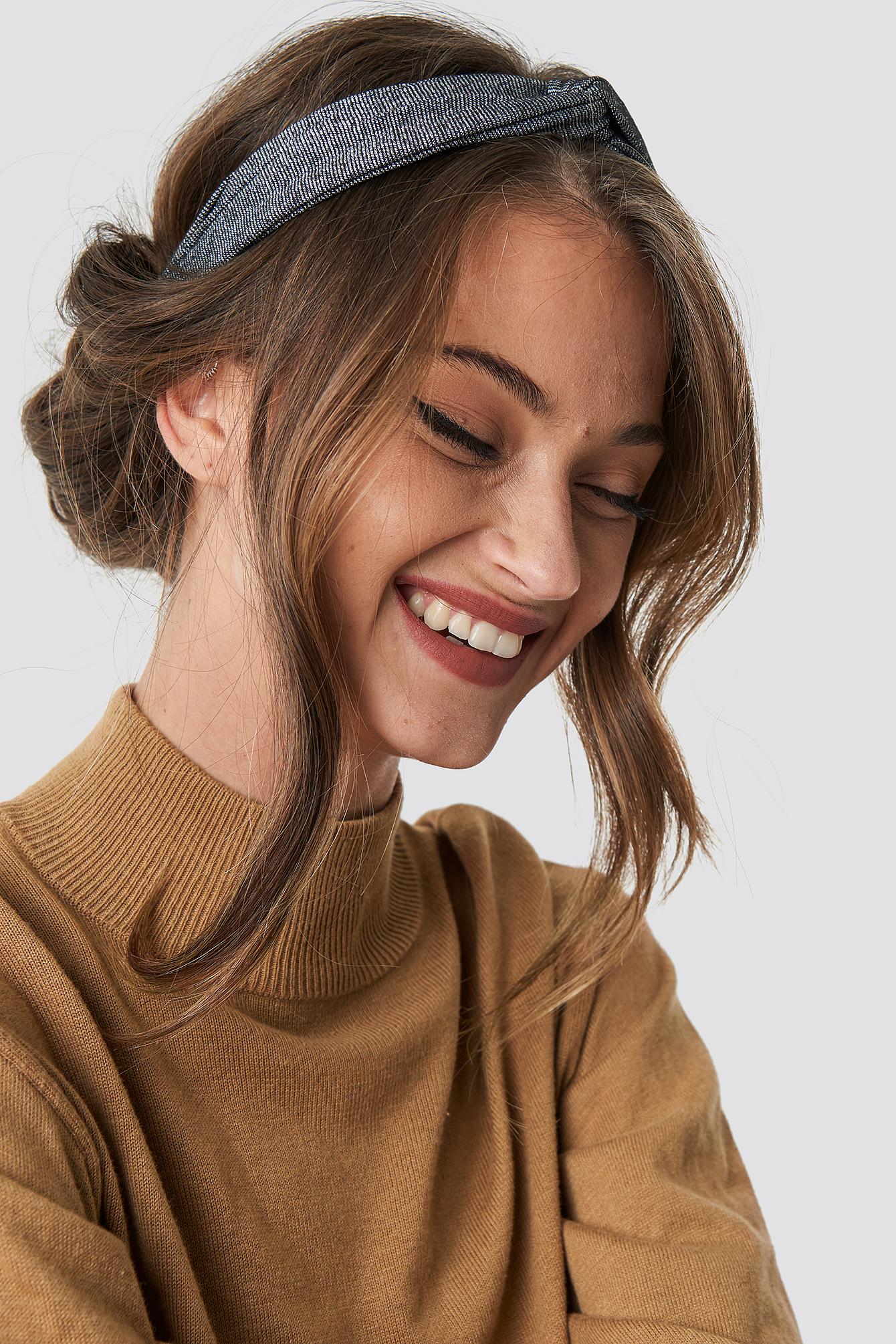 Glittery Hairband NA-KD.COM