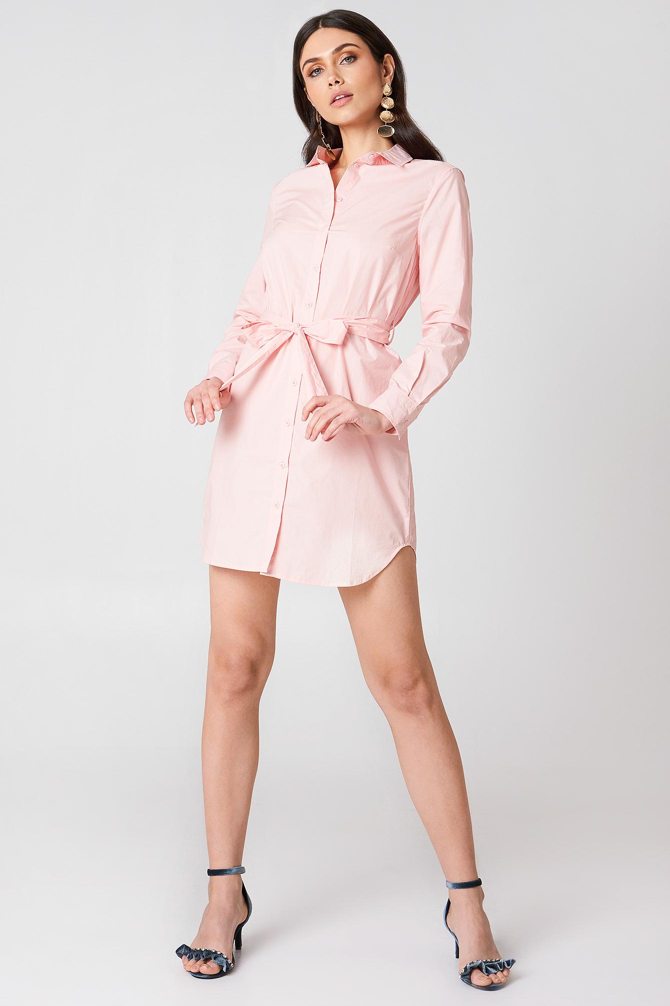 Shirt Dress NA-KD.COM