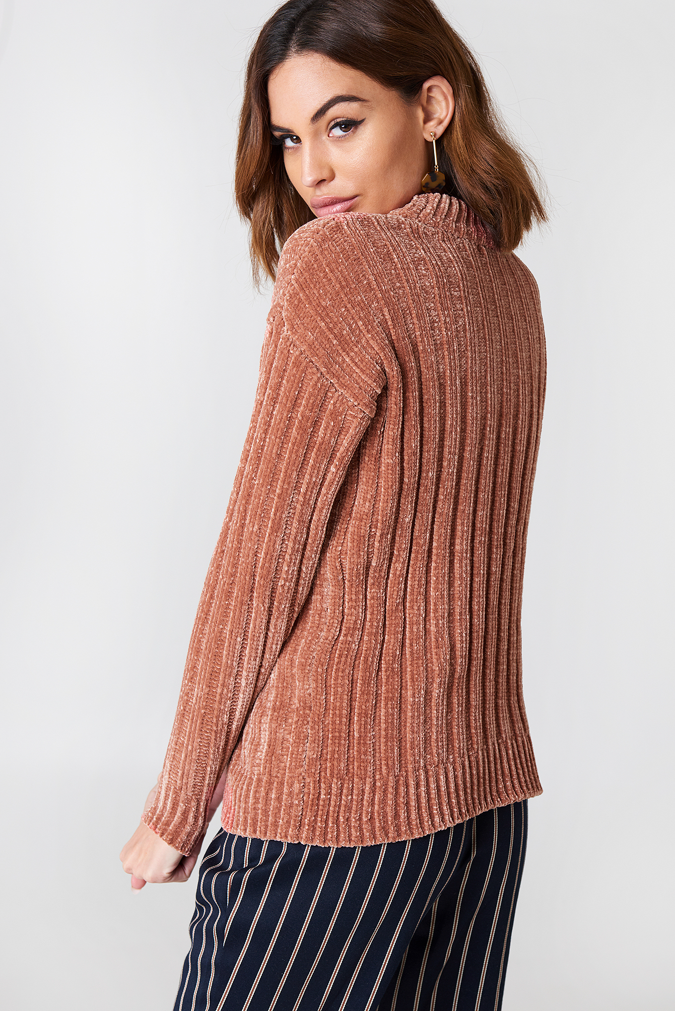 Heavy Knitted Oversize Sweater NA-KD.COM