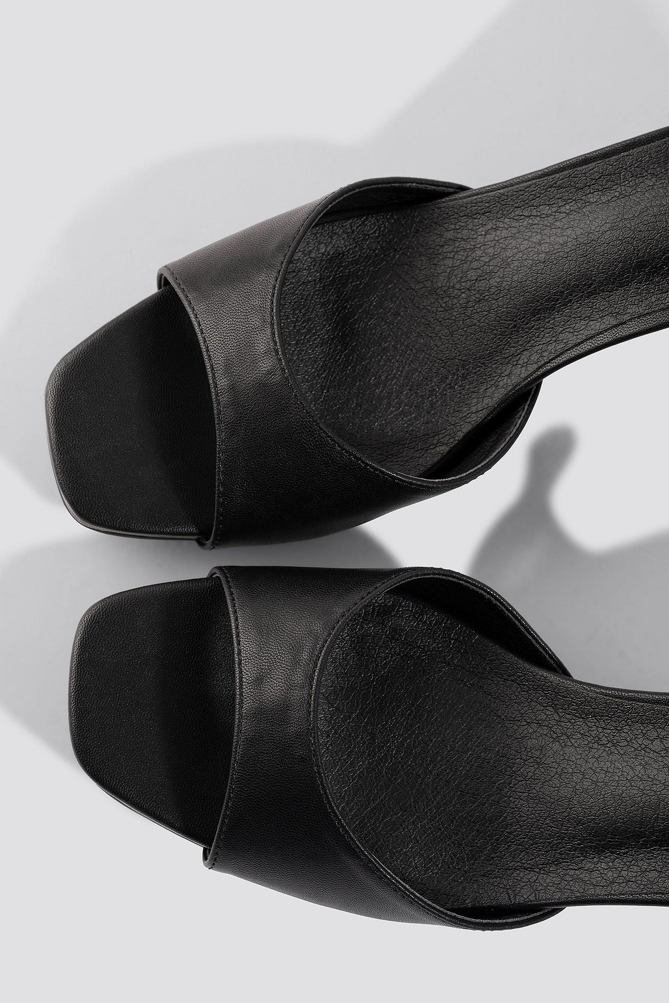 Heeled Strap Sandals NA-KD.COM