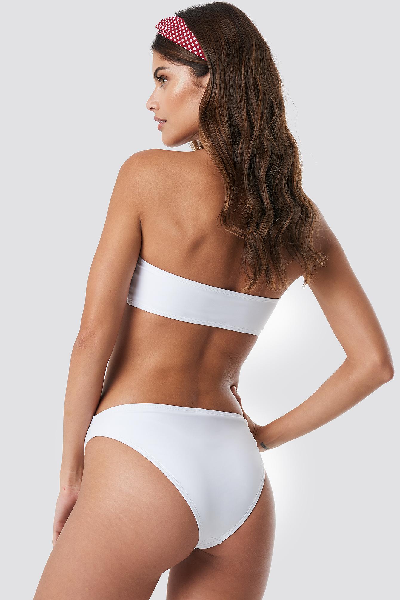 Dół bikini z wycięciami NA-KD.COM