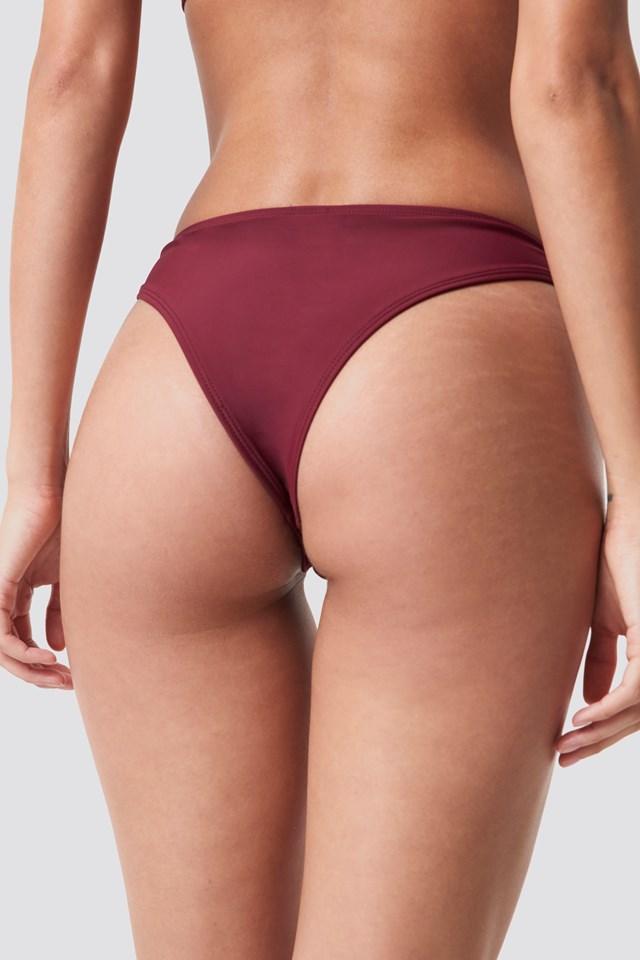 High Cut Bikini Panty NA-KD.COM