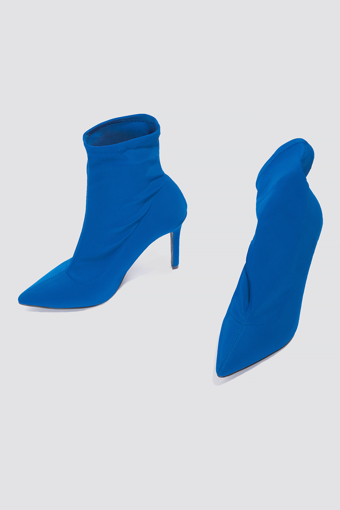 High Heel Sock Boot NA-KD.COM