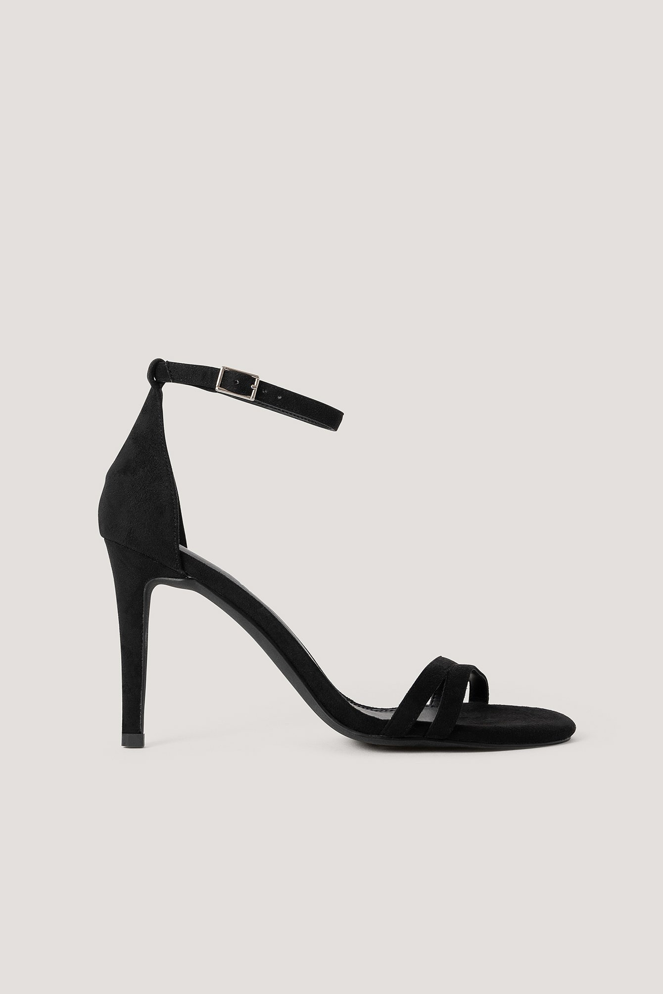 NA-KD Shoes High Heel Stiletto Sandals - Black