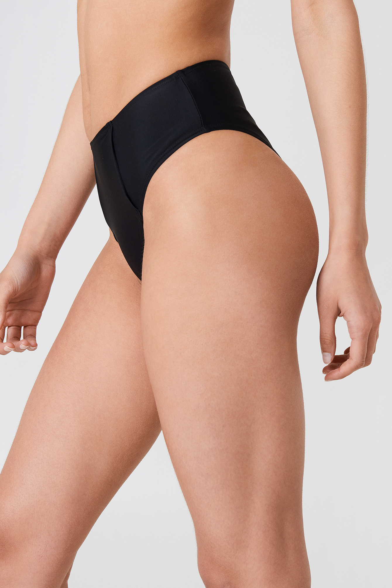 High Waist Bikini Bottom NA-KD.COM