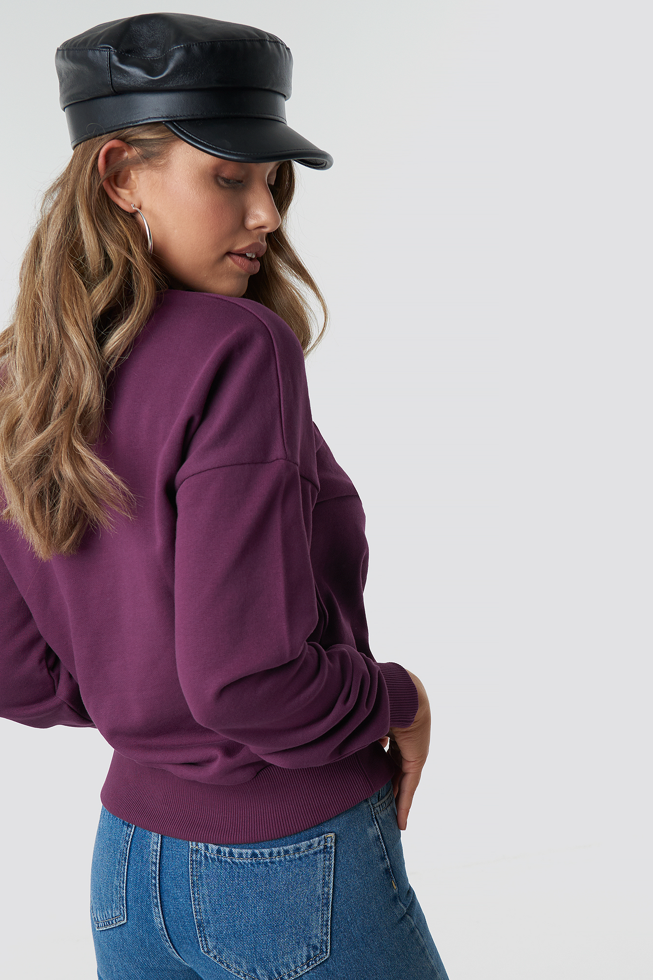 Honey Sweatshirt NA-KD.COM