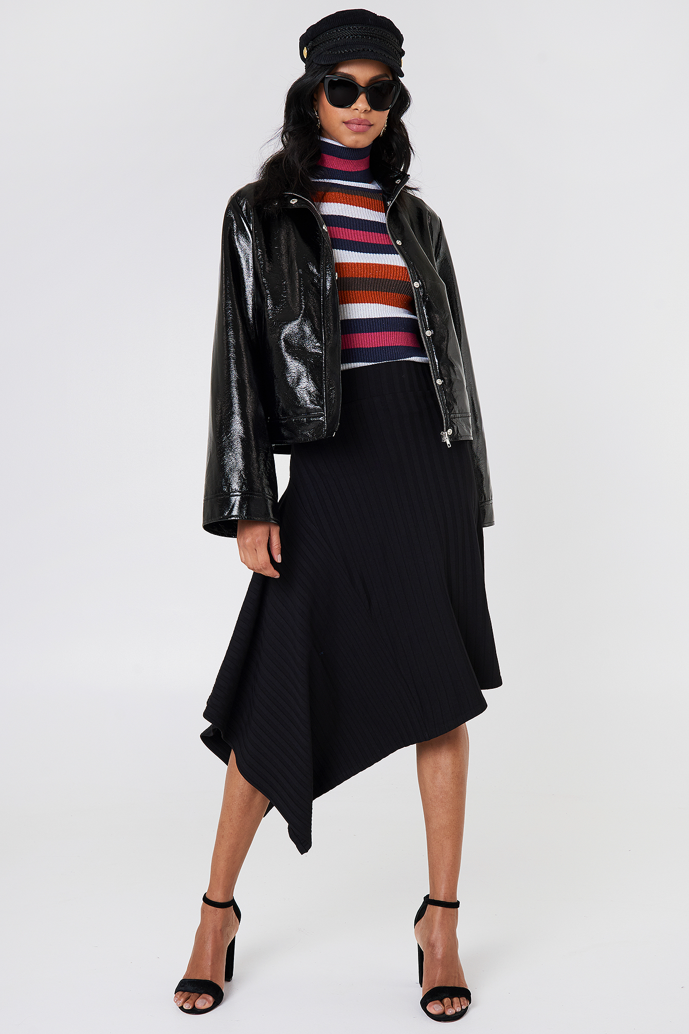 Jersey skirt NA-KD.COM