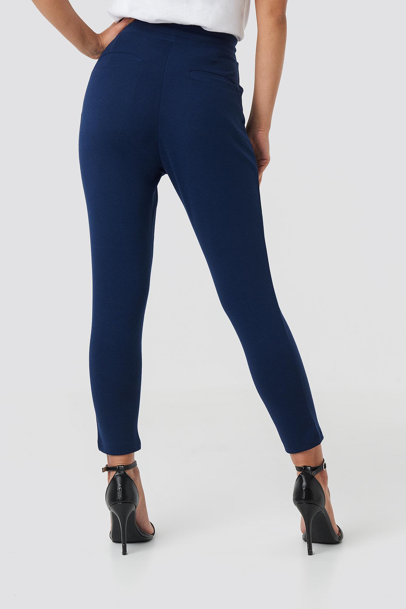 Jogger Waist Trousers NA-KD.COM