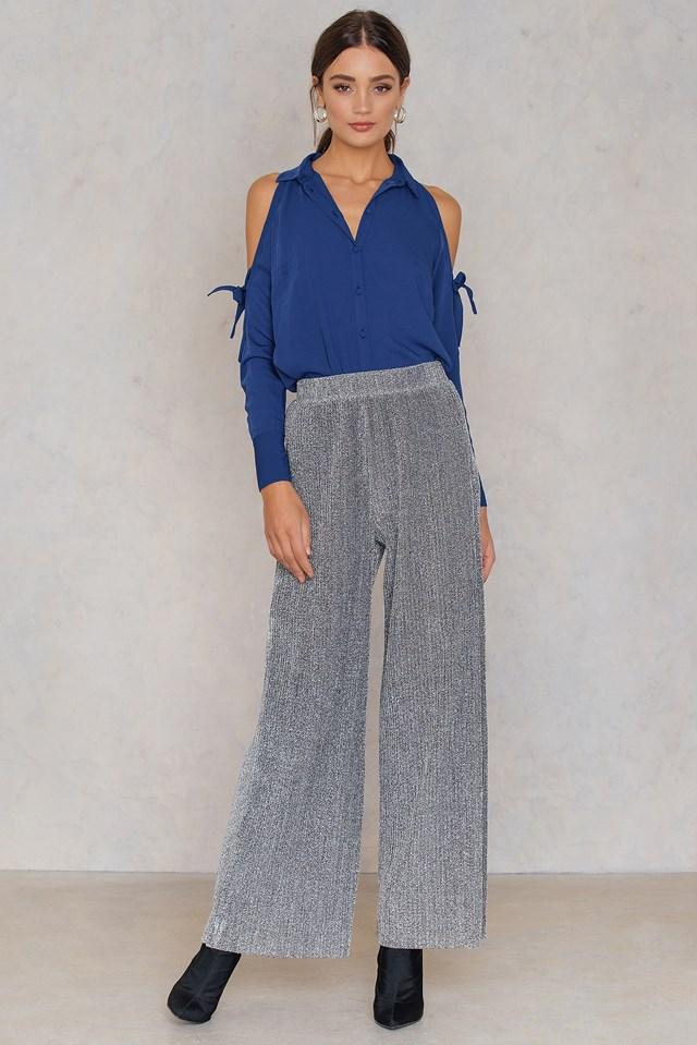 Katrin Blouse Dark Blue