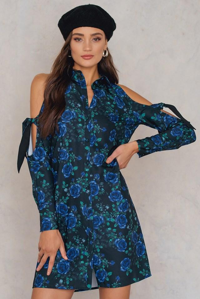 Katrin Dress Print