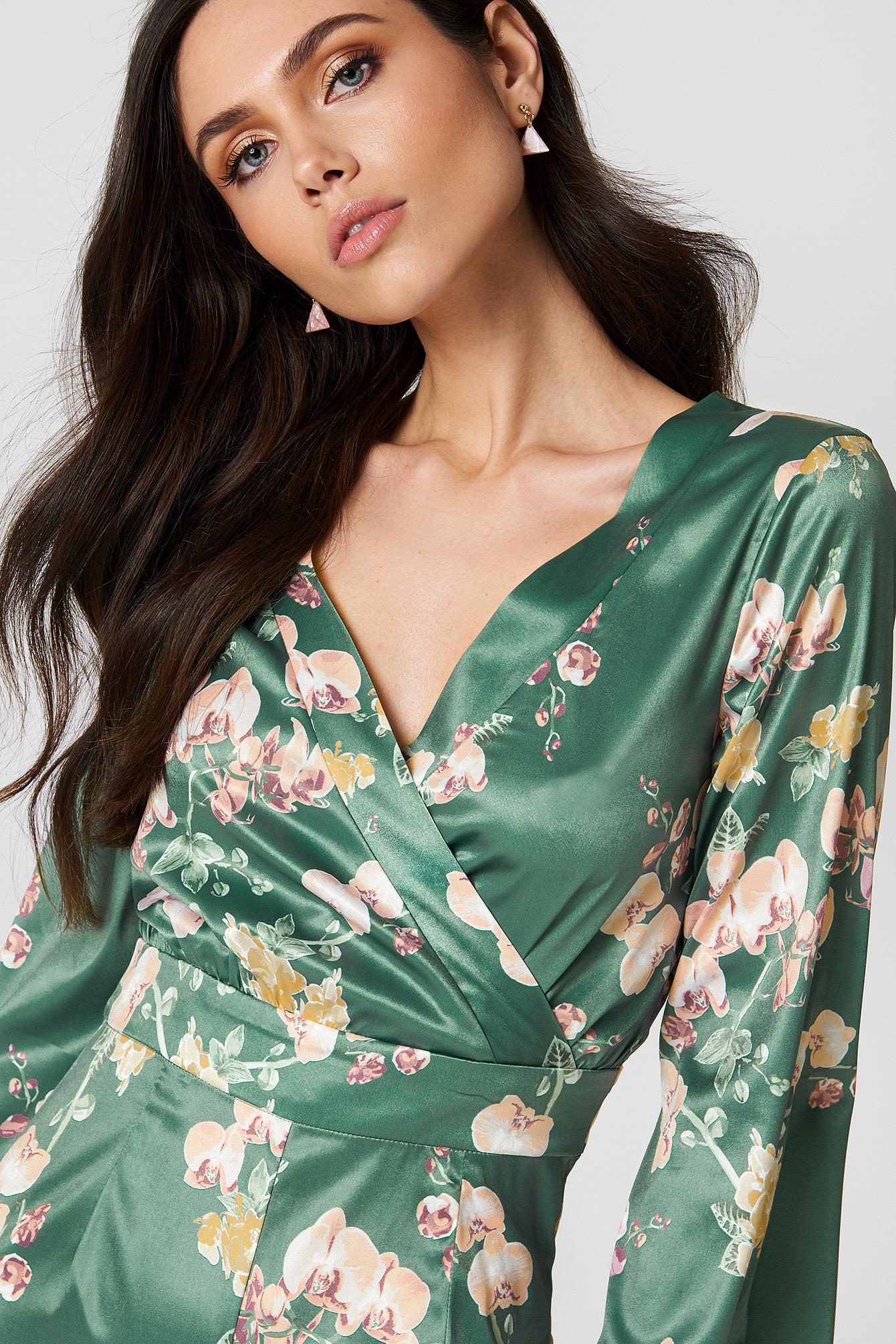 Kimono Jumpsuit NA-KD.COM