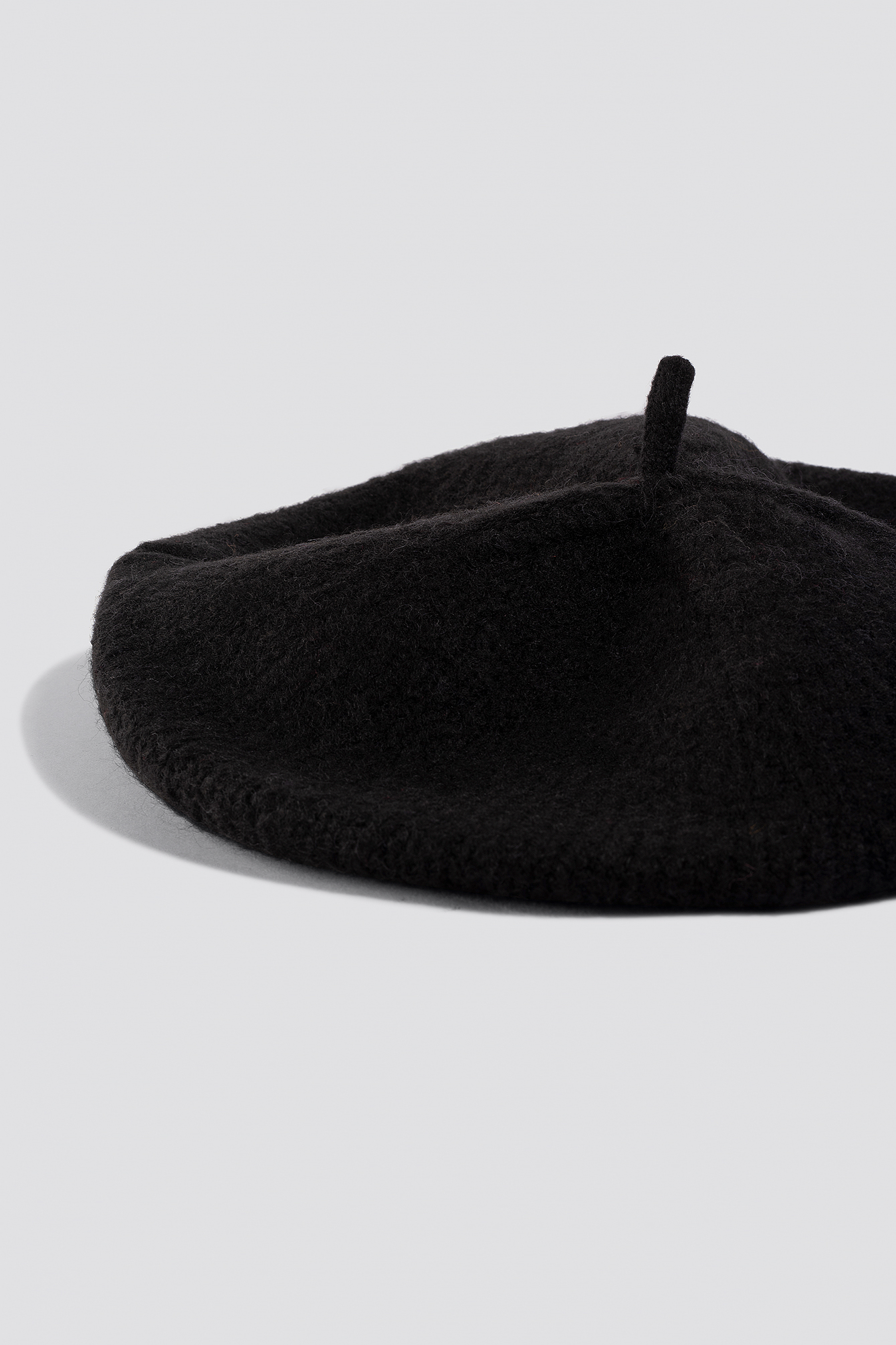 Knitted Beret Hat NA-KD.COM
