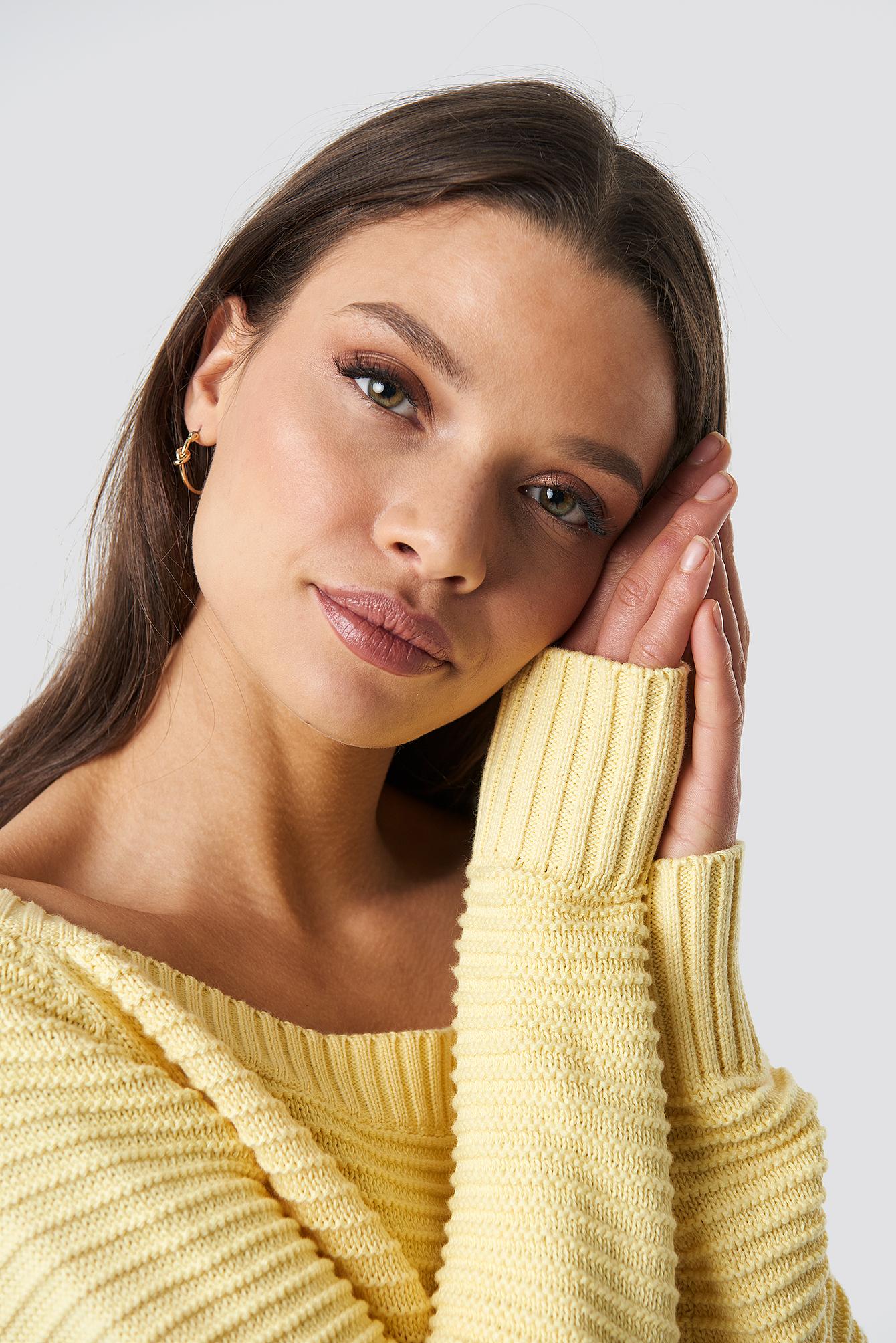 Knot Earrings Set NA-KD.COM