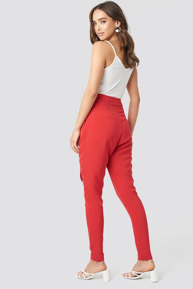 Knot Suiting Pants NA-KD.COM