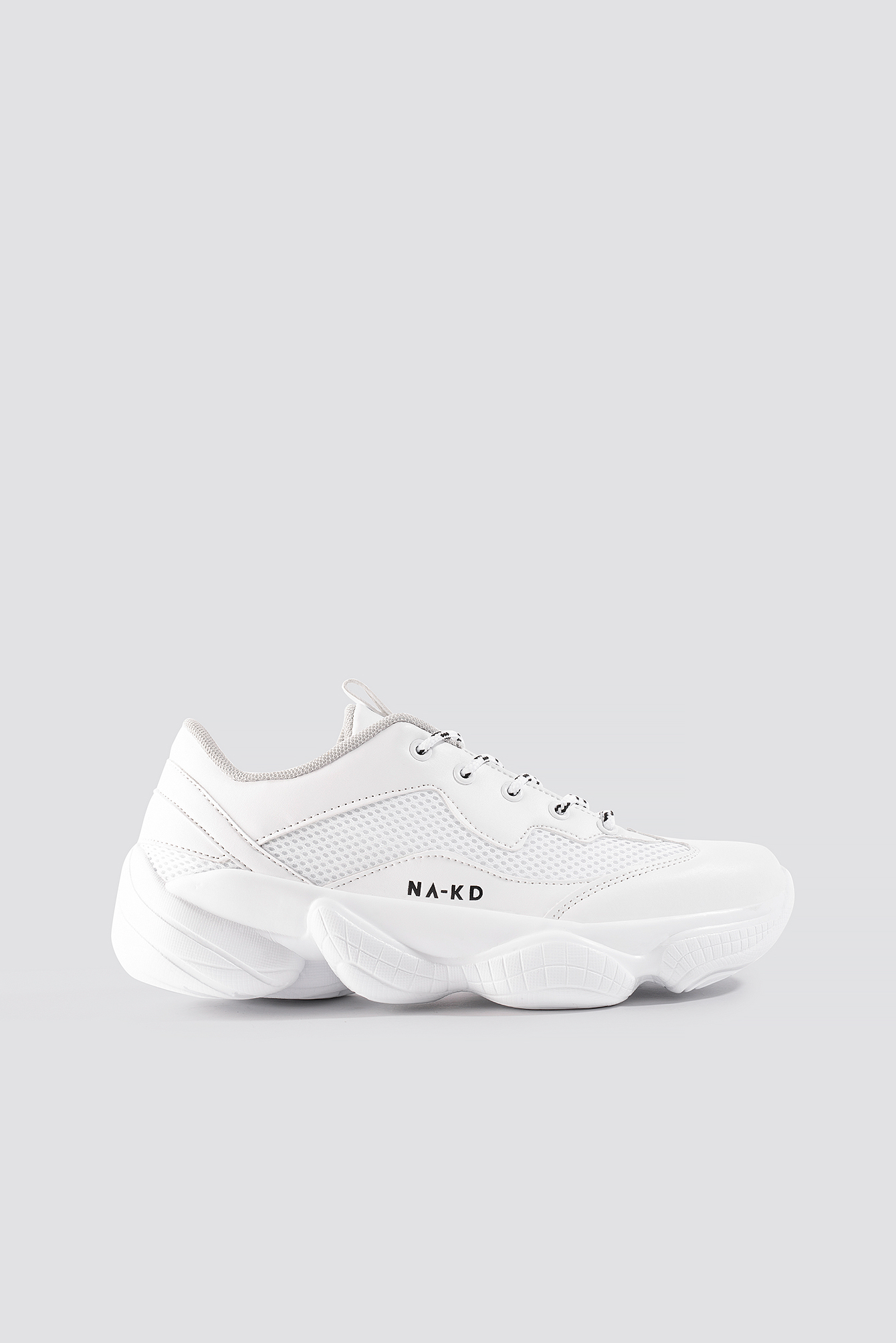 na-kd shoes -  Lambo Sneaker - White