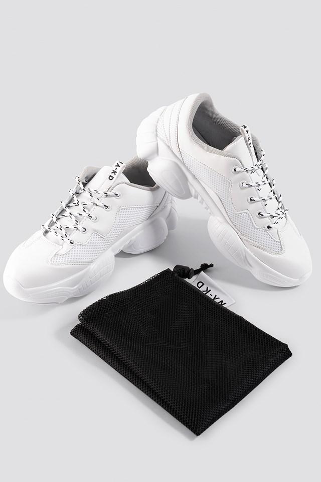 Lambo Sneaker White
