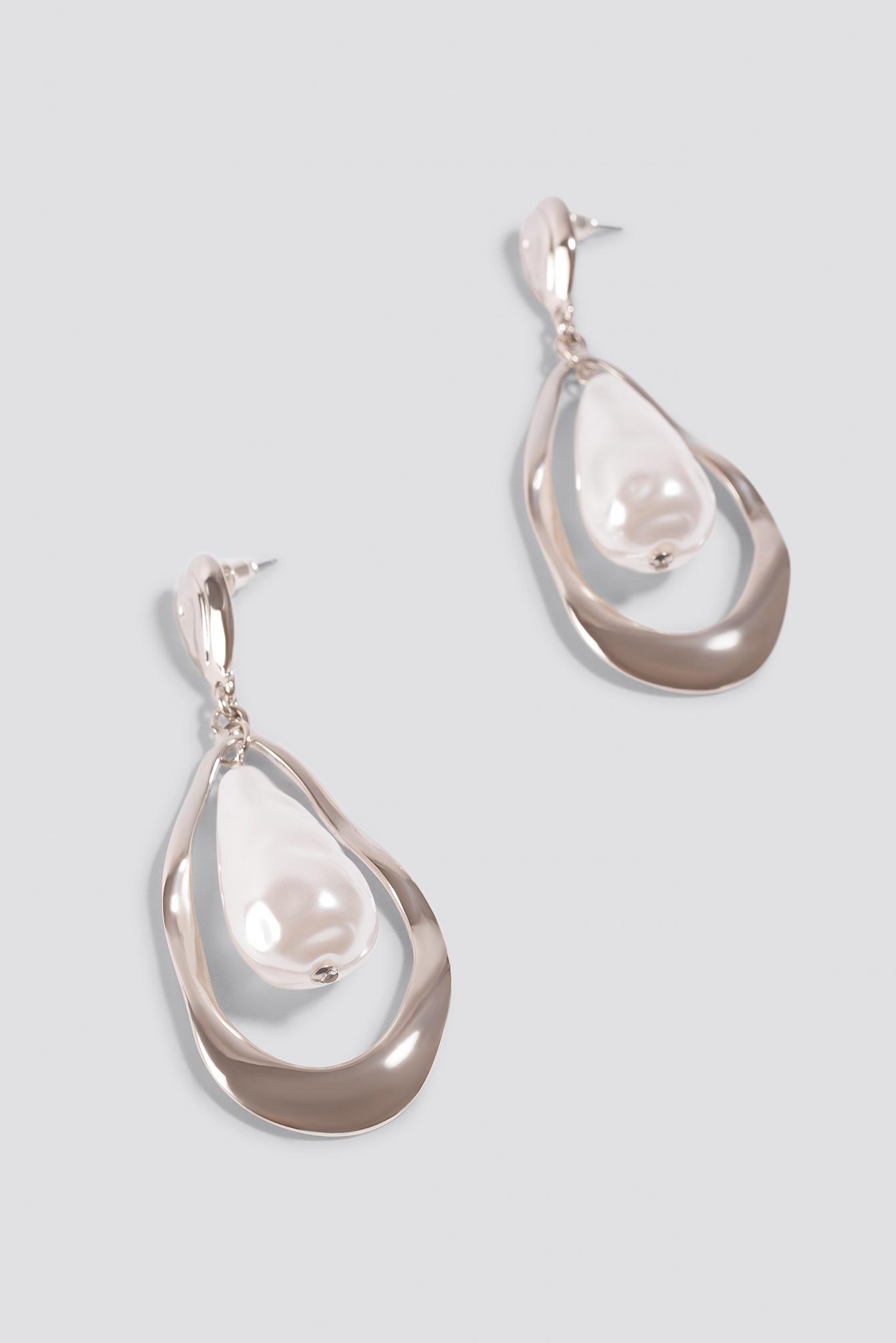 Large Pearl Earring NA-KD.COM
