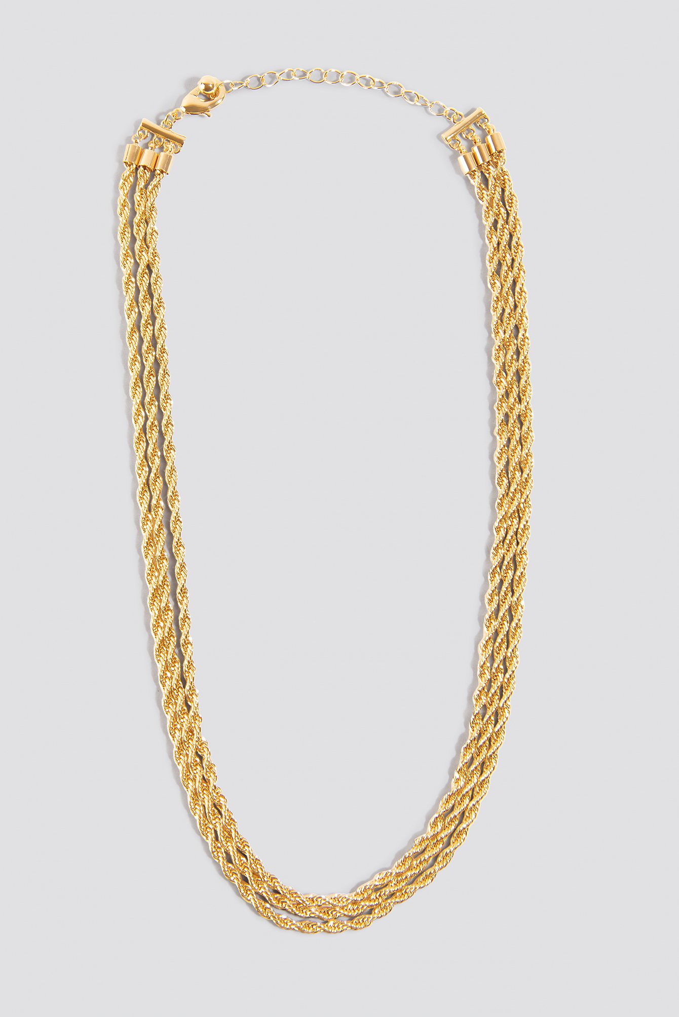 Layered Cordon Necklace NA-KD.COM