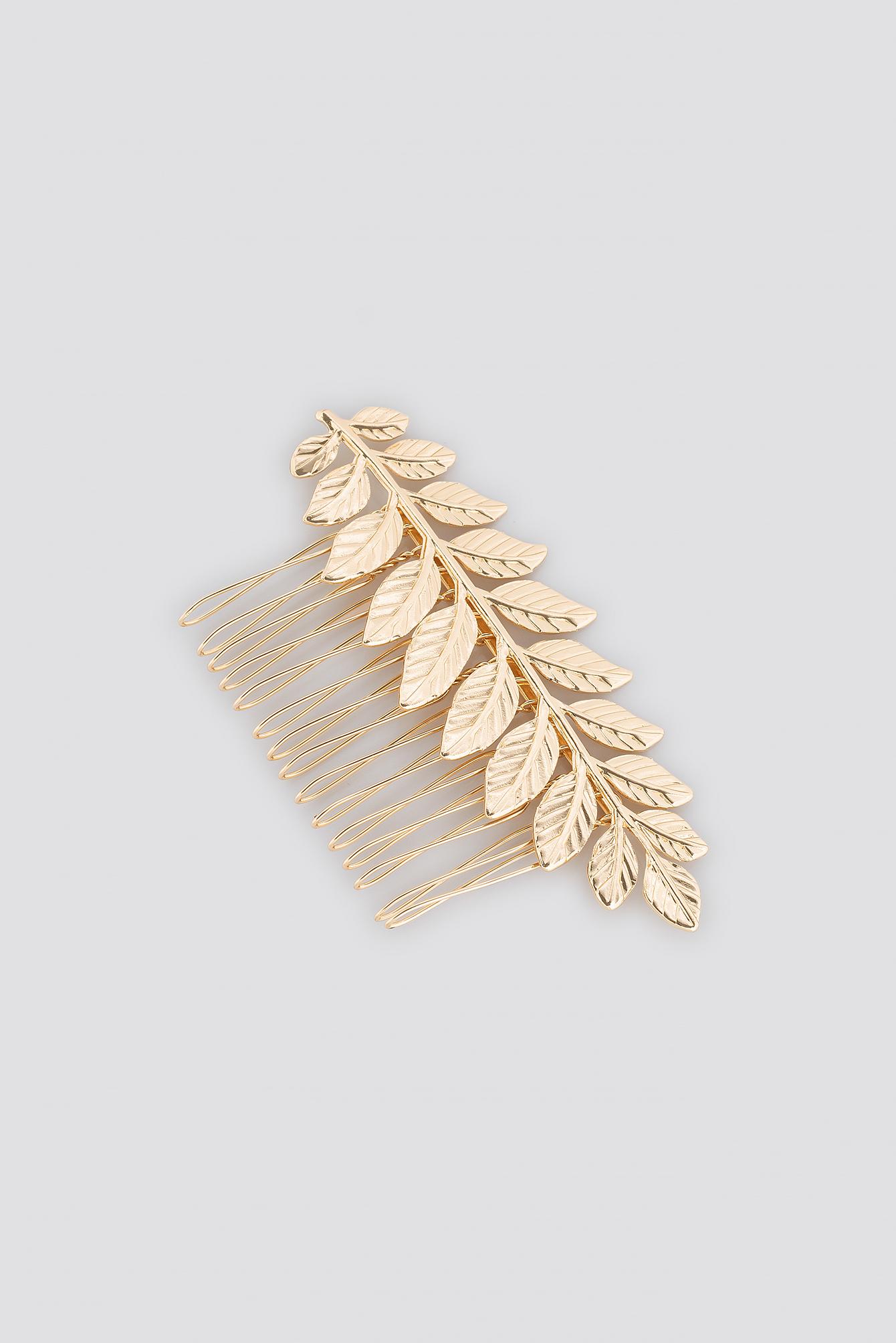 Leaf Hair Comb NA-KD.COM